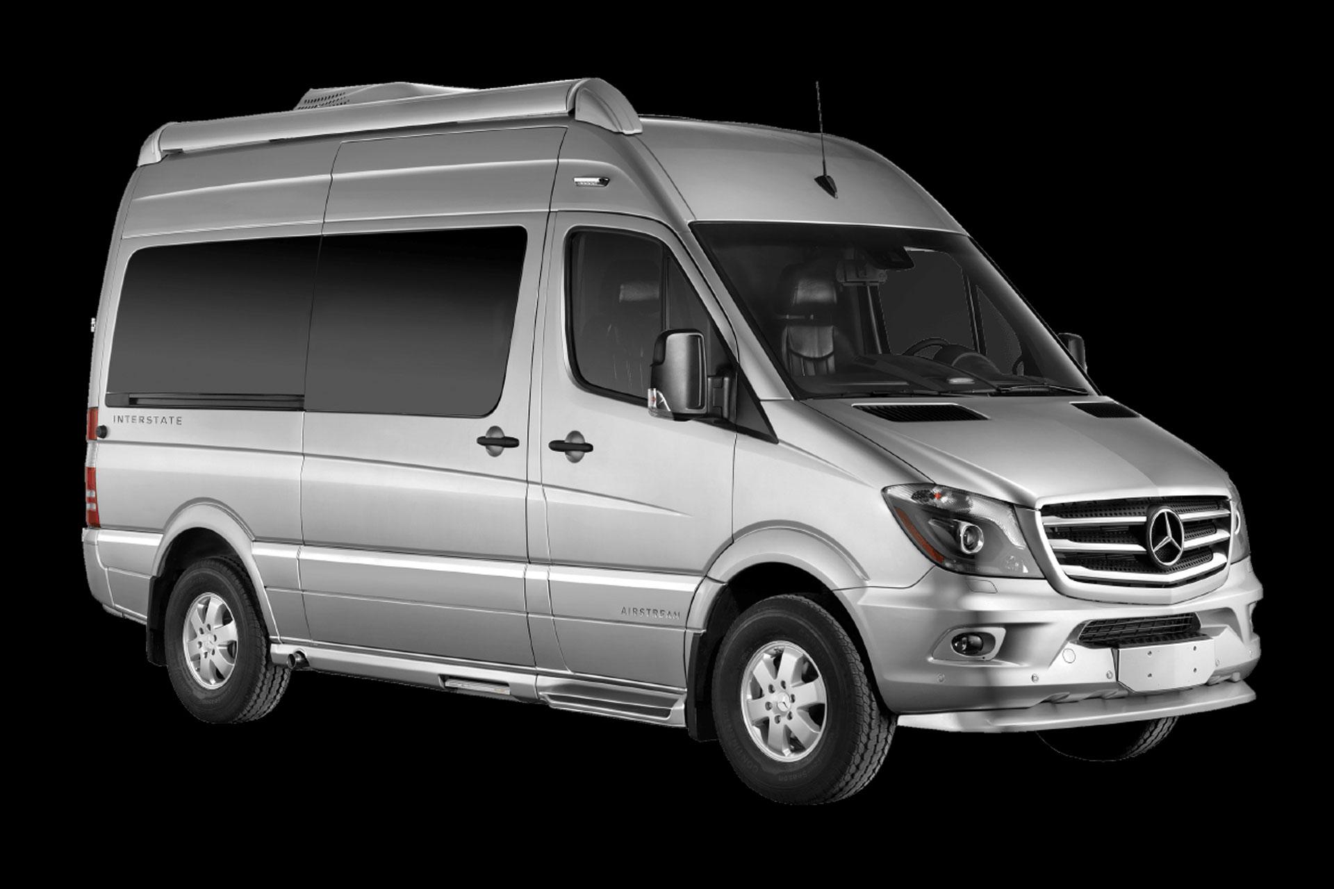 Airstream Interstate Nineteen Camper Van