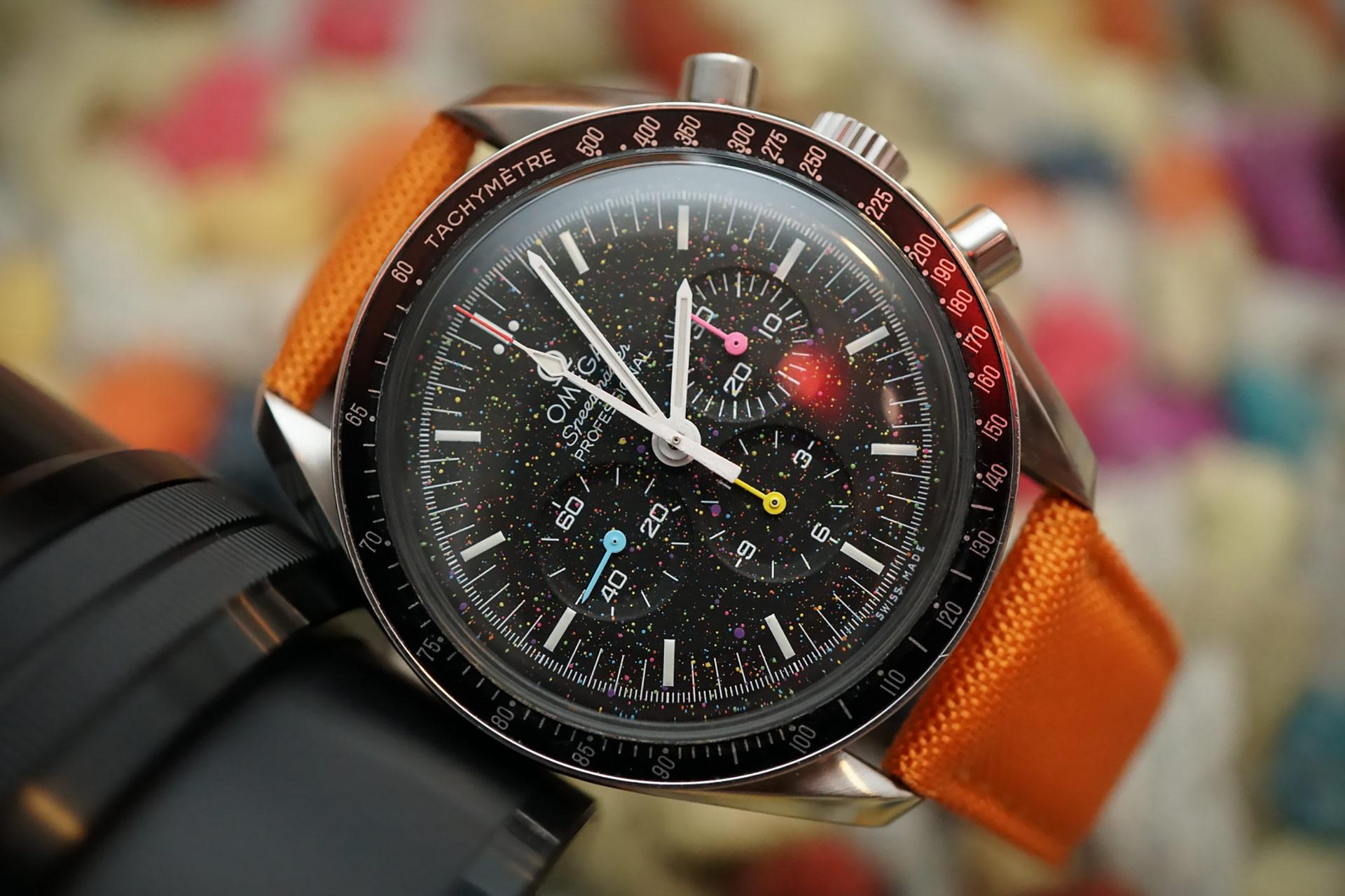 Creo Cosmic Omega Speedmaster Professional Watch
