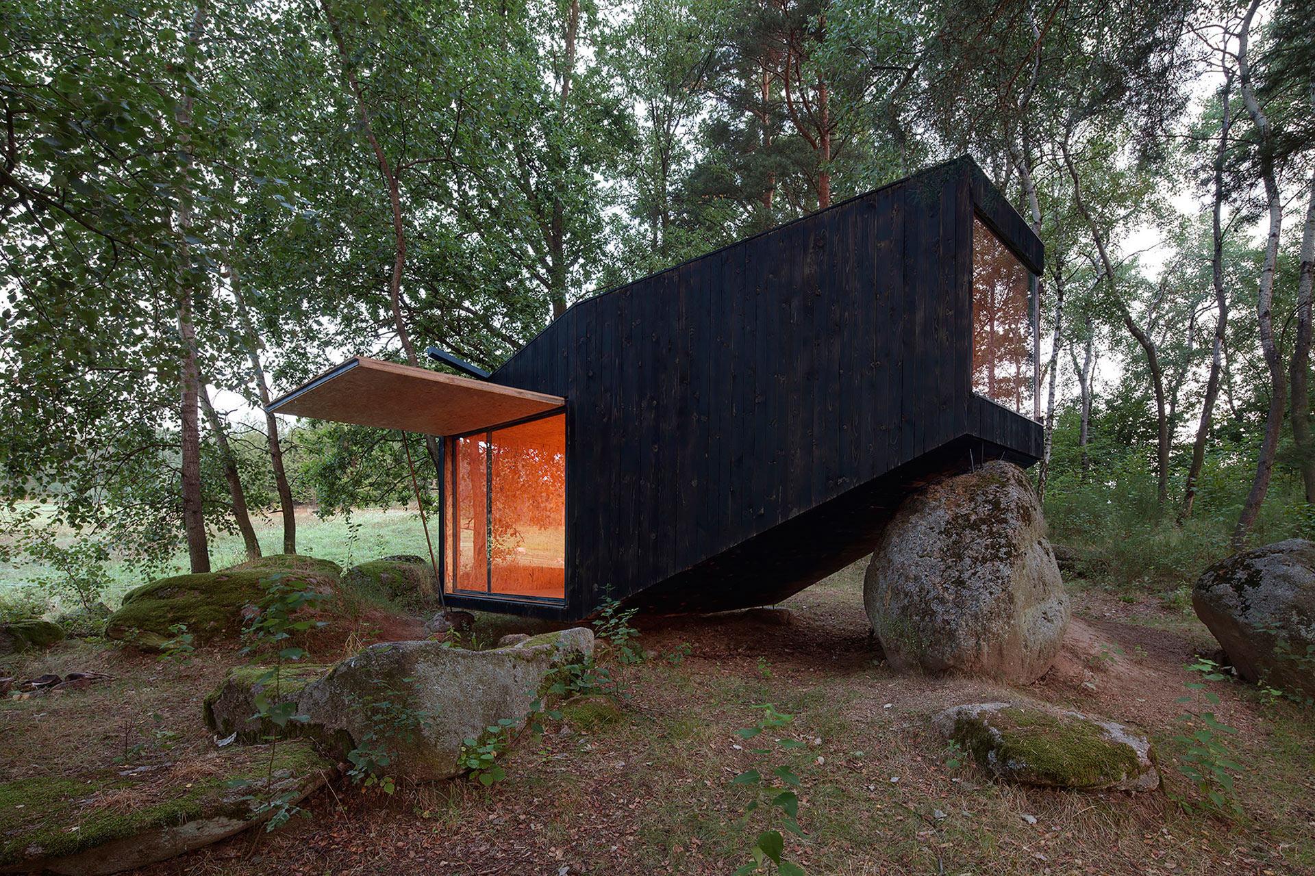 Czech Forest Retreat