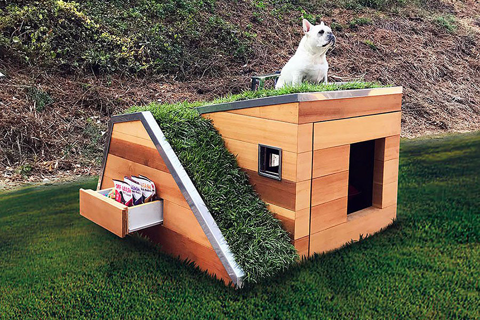 Dog Dream House Uncrate