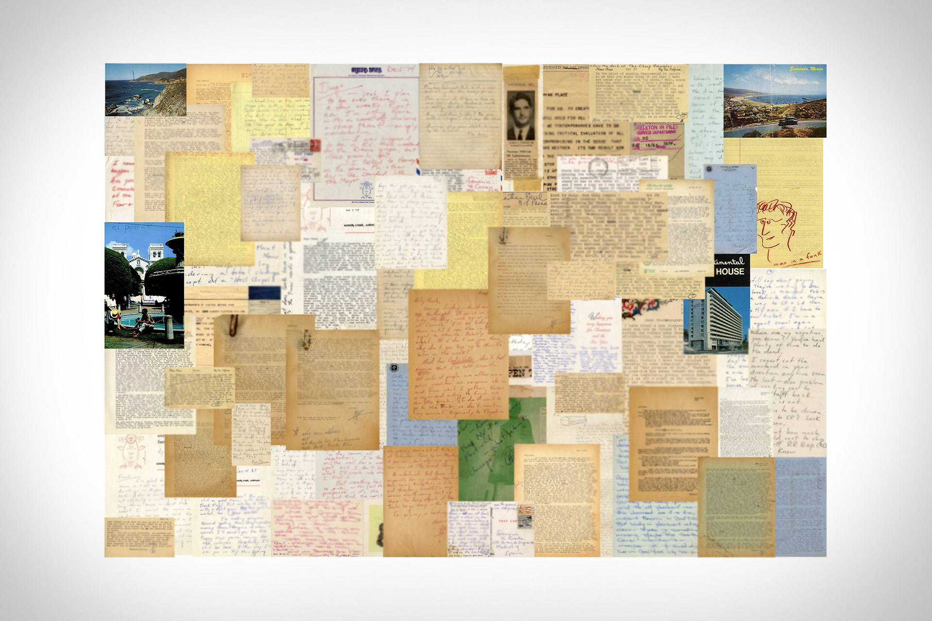 Hunter S. Thompson Letter Archive