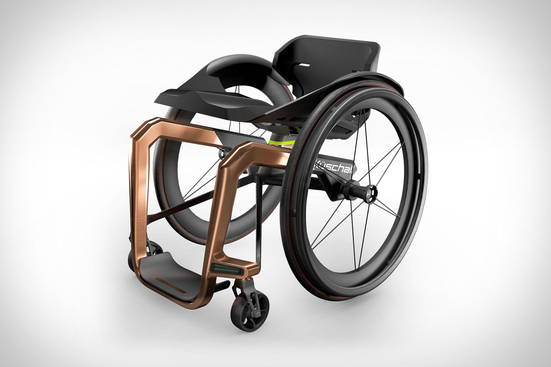 Kuschall Superstar Graphene Wheelchair Uncrate