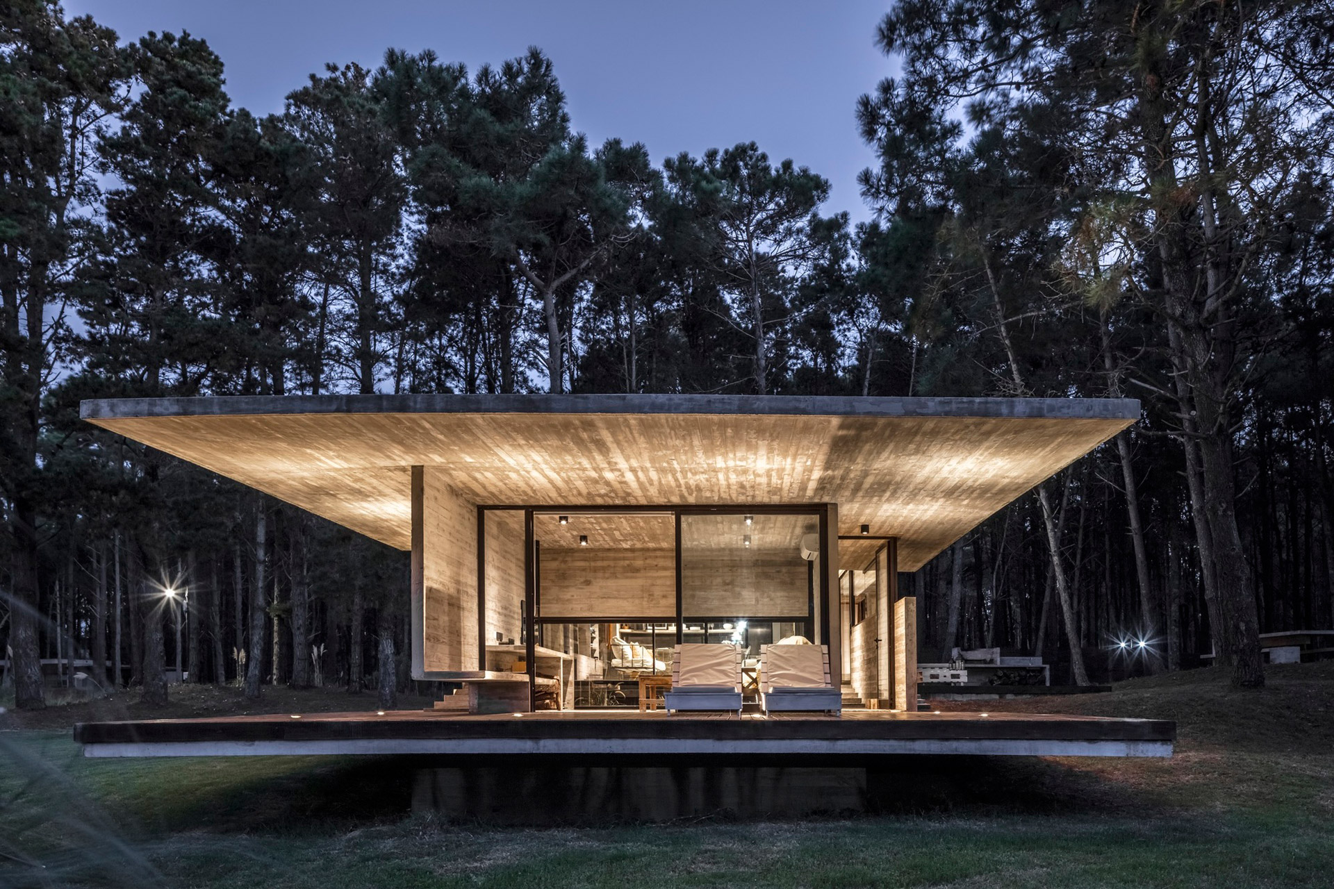 La Costa Forest House
