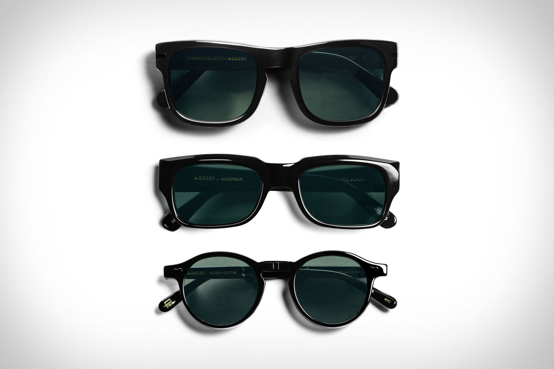 795cac4cc9 Moscot Collaboration Sunglasses