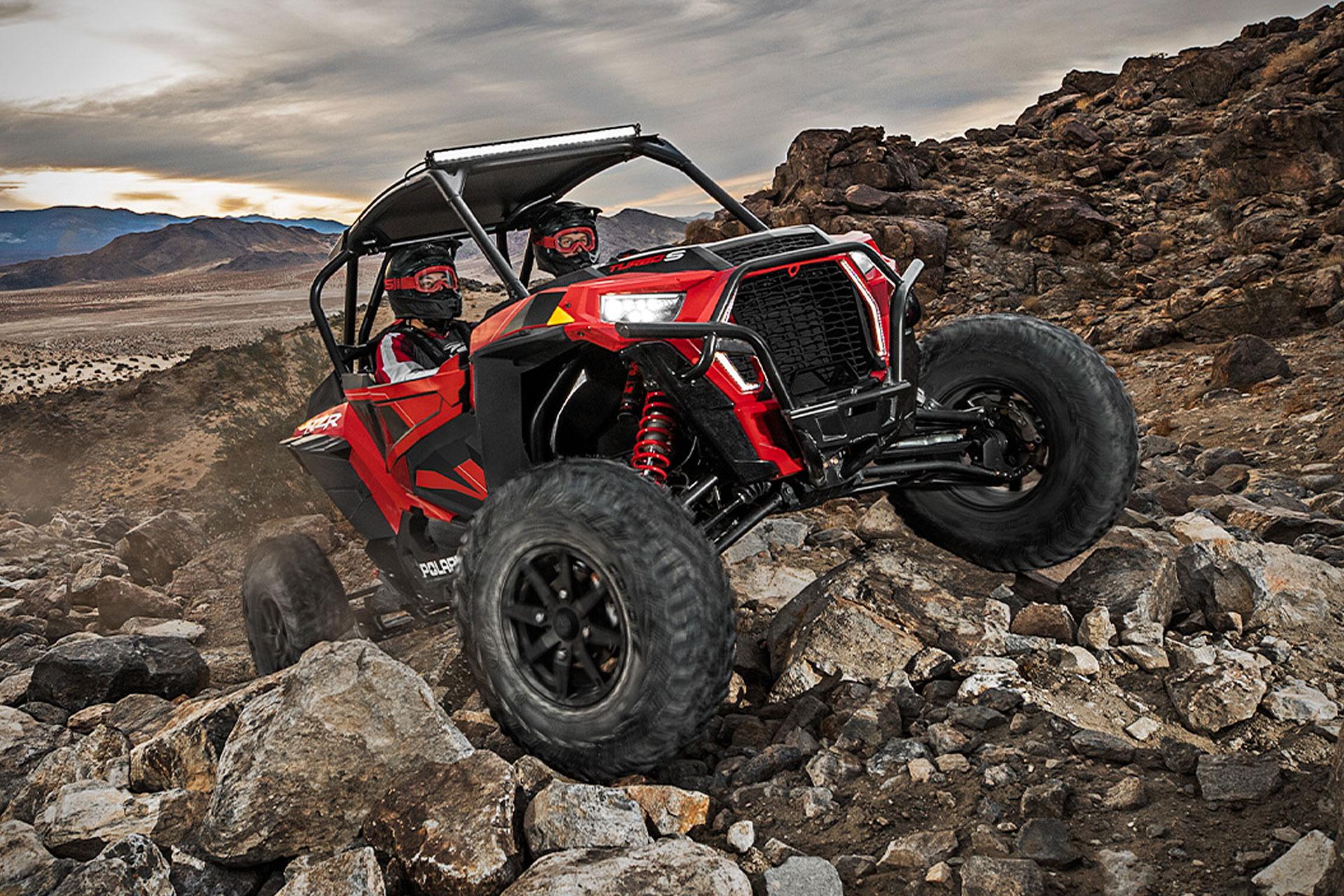 Polaris Side By Side >> Polaris RZR XP Turbo S ATV | Uncrate