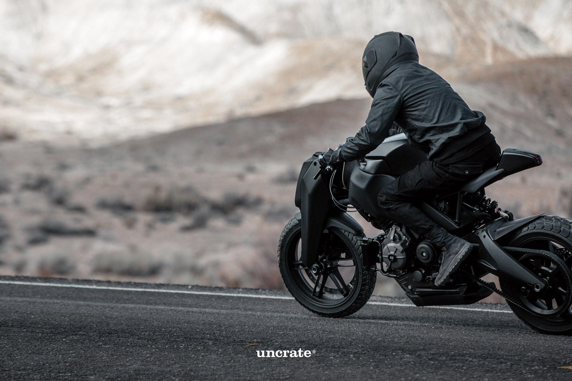 Ronin x Uncrate Motorcycles