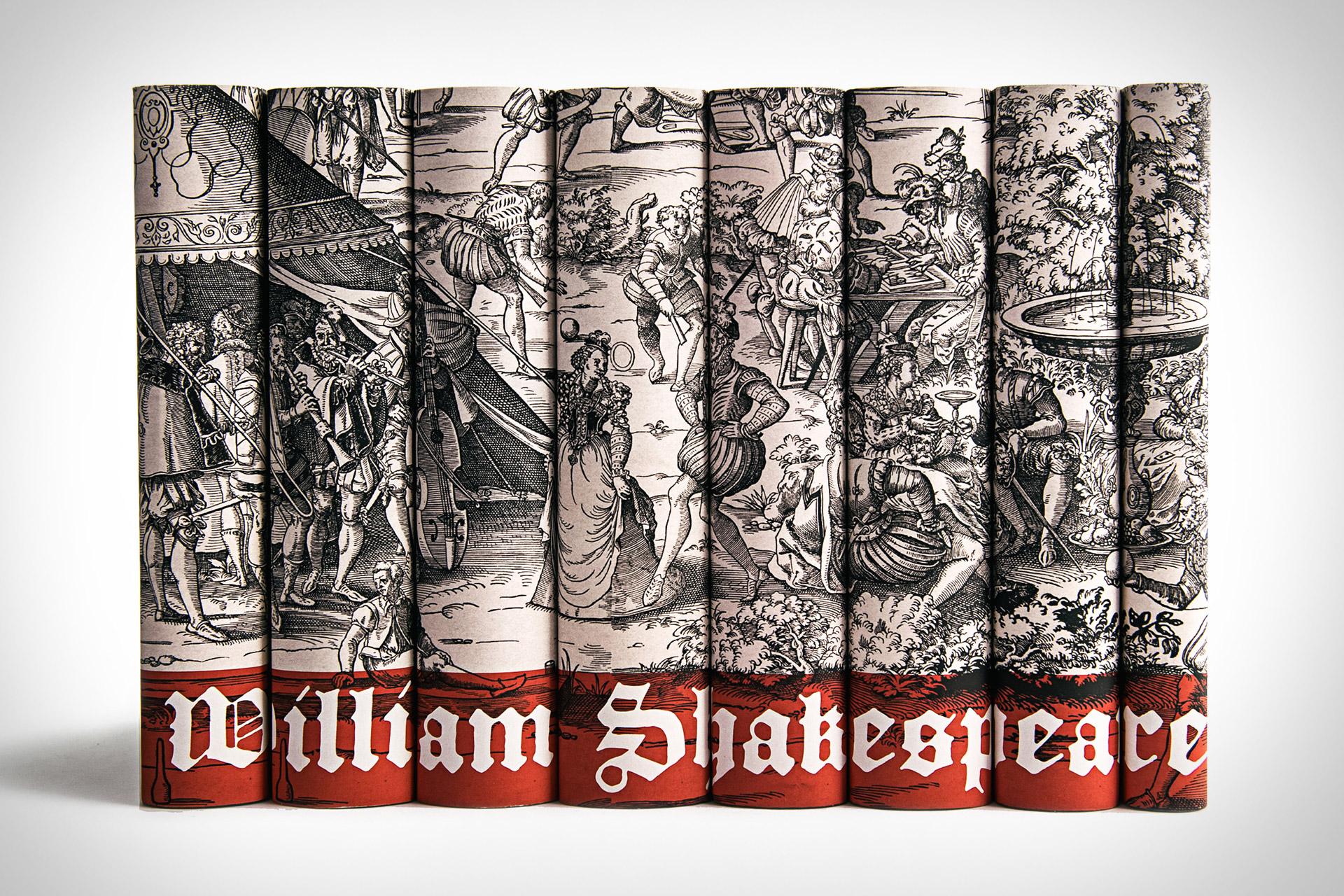 William Shakespeare Book Set