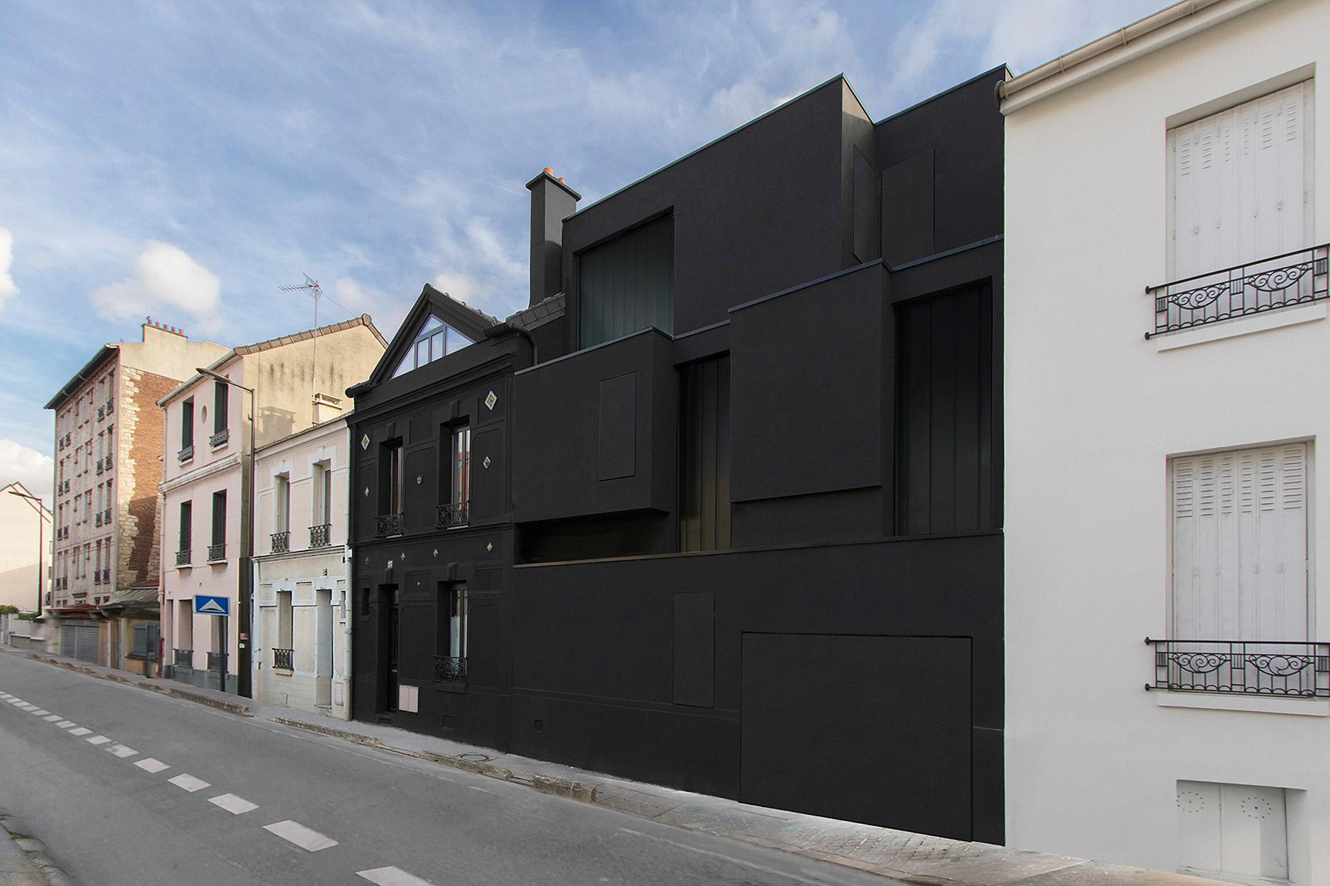 3Box92 House