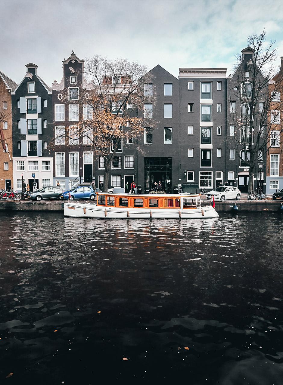 Stopover: Amsterdam