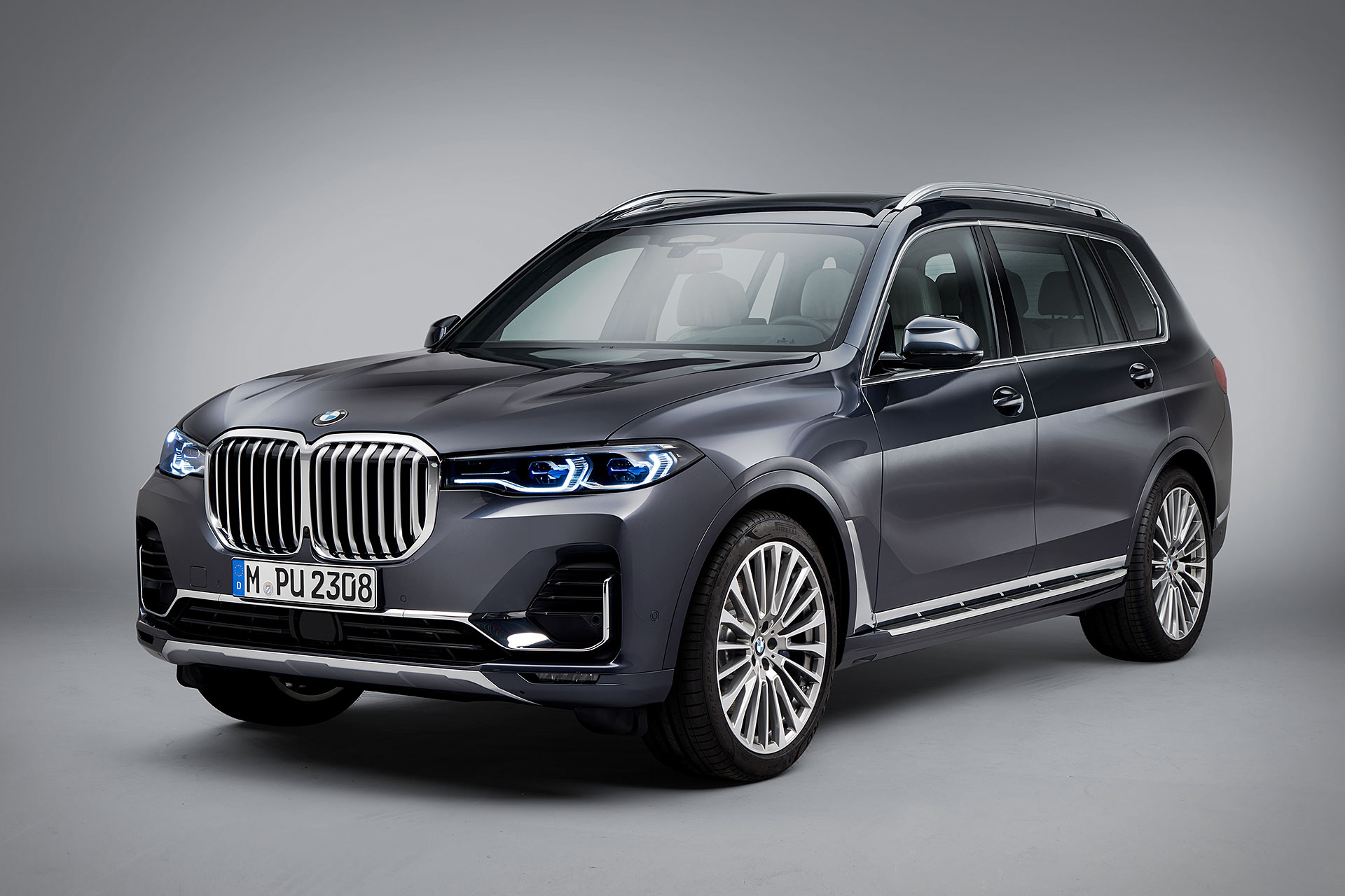 2019 BMW X7 SUV | Uncrate