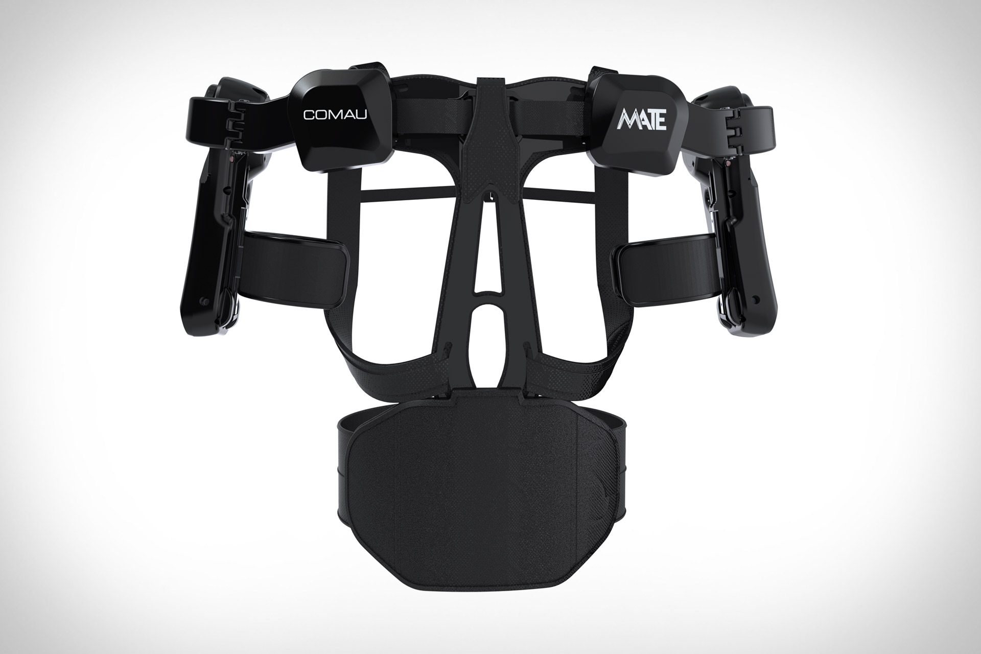 Comau Mate Exoskeleton Uncrate