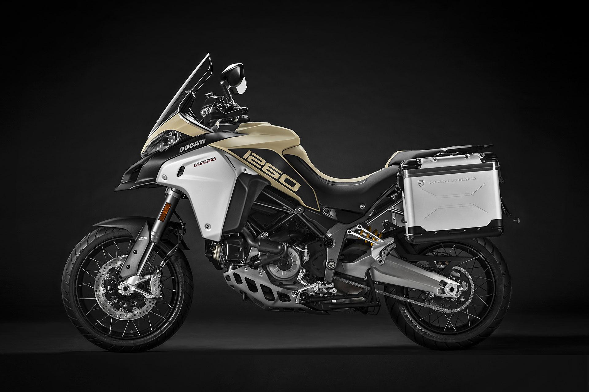 2019 ducati multistrada 1260 enduro motorcycle uncrate. Black Bedroom Furniture Sets. Home Design Ideas