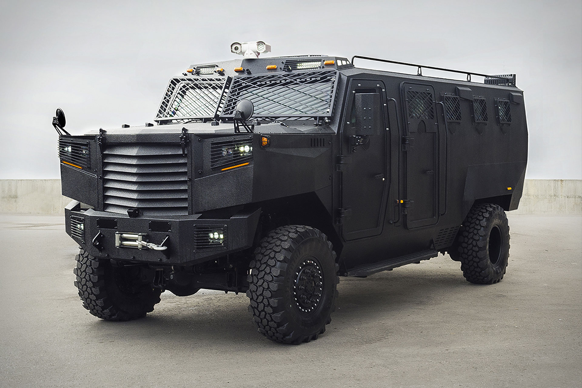 BMW Bay Area >> INKAS Superior Armored Personnel Carrier | Uncrate