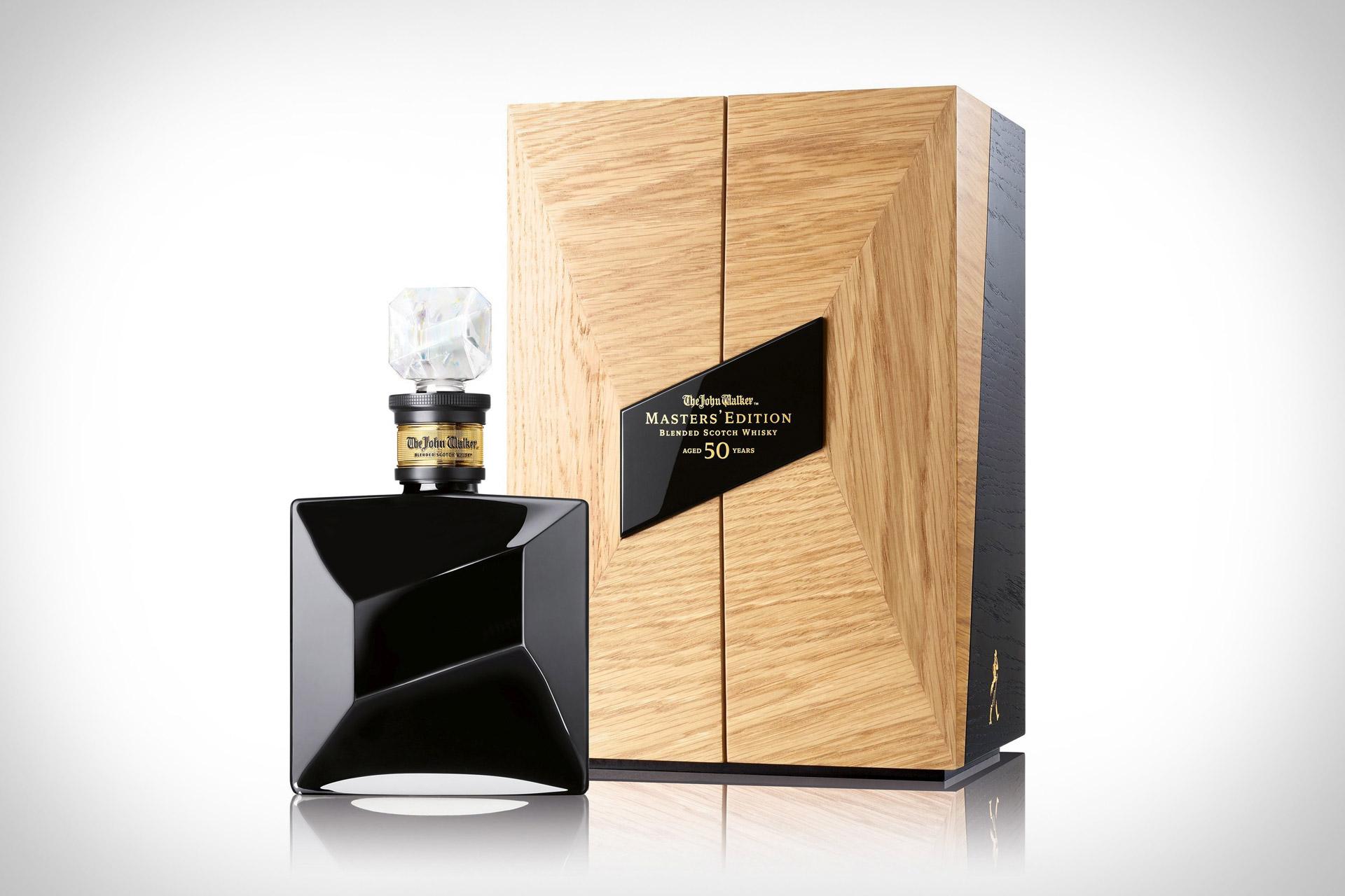 John Walker Master's Edition Whisky
