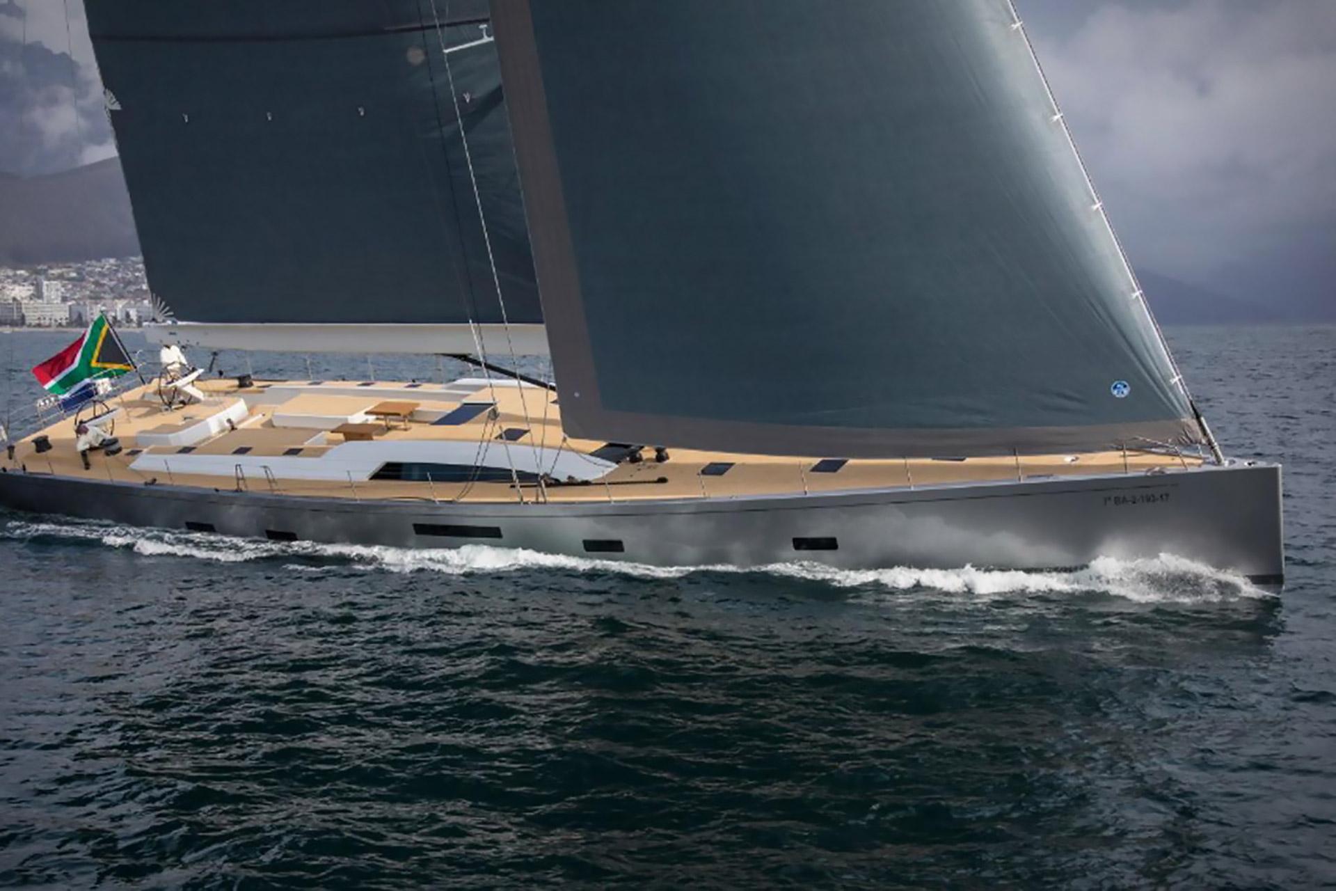 Southern Wind Kiboko Tres Yacht