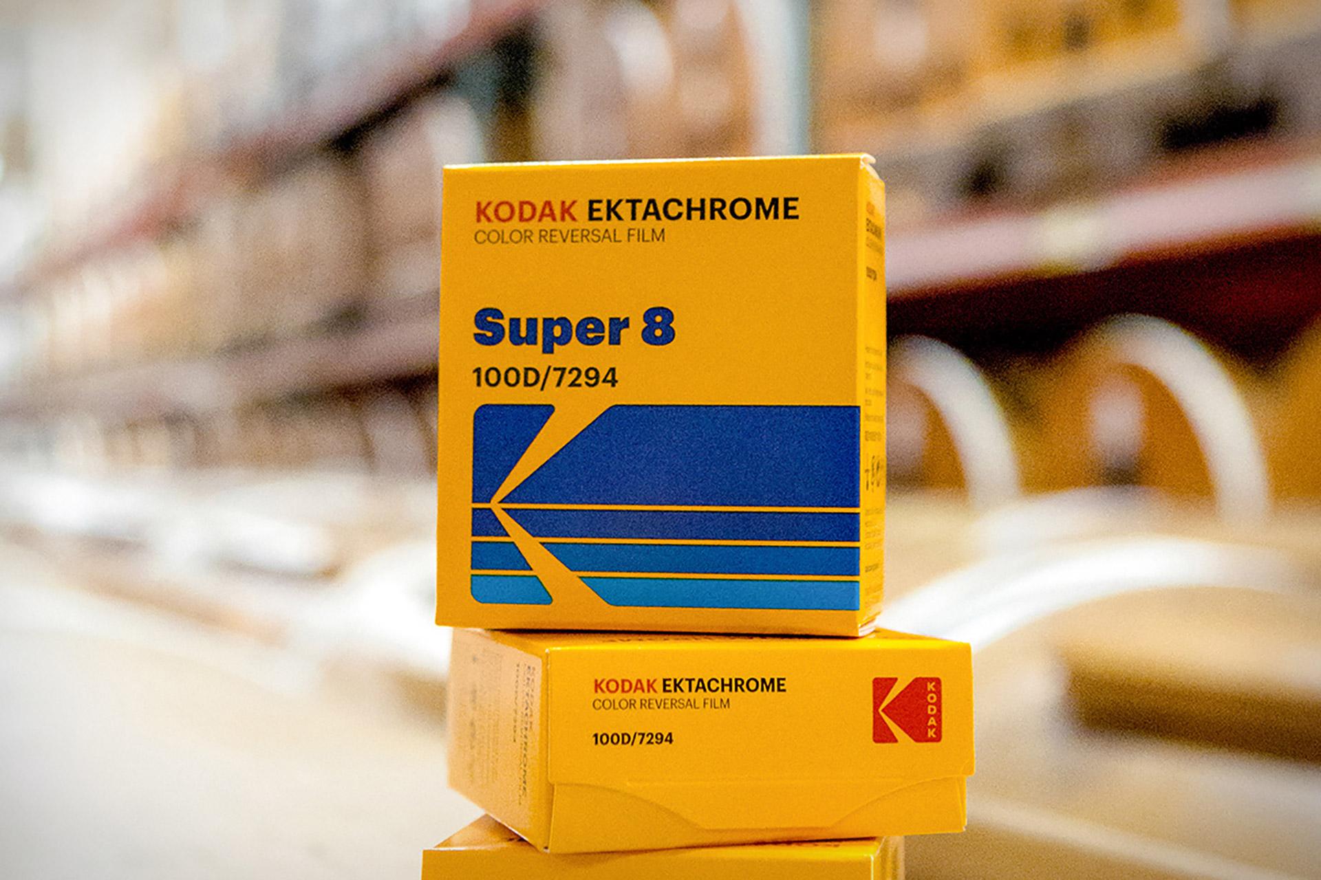 Kodak Professional Ektachrome Film