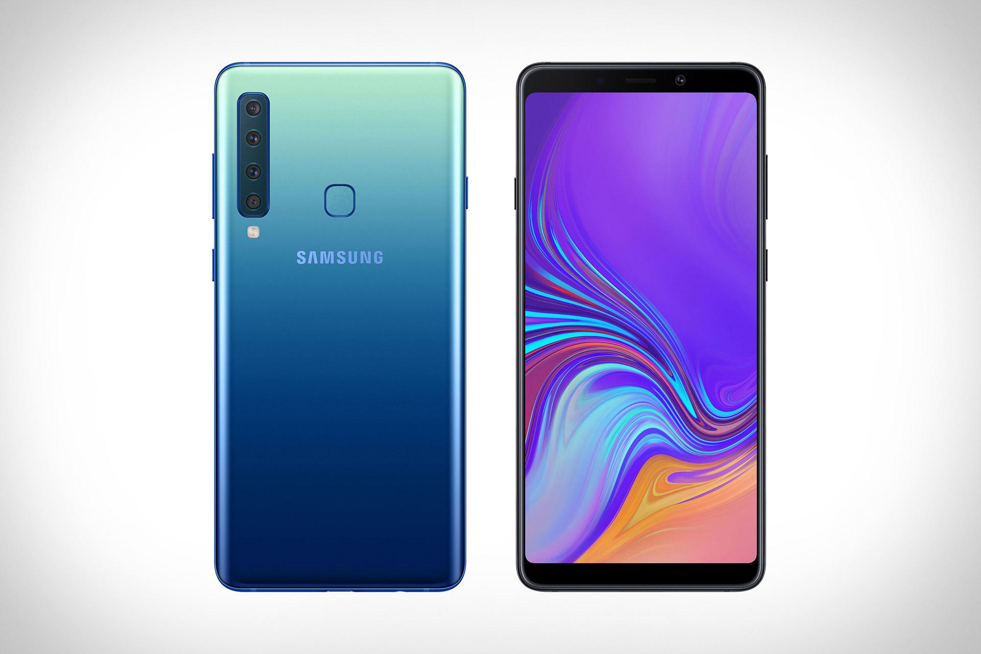 Samsung Galaxy A9 Smartphone | Uncrate