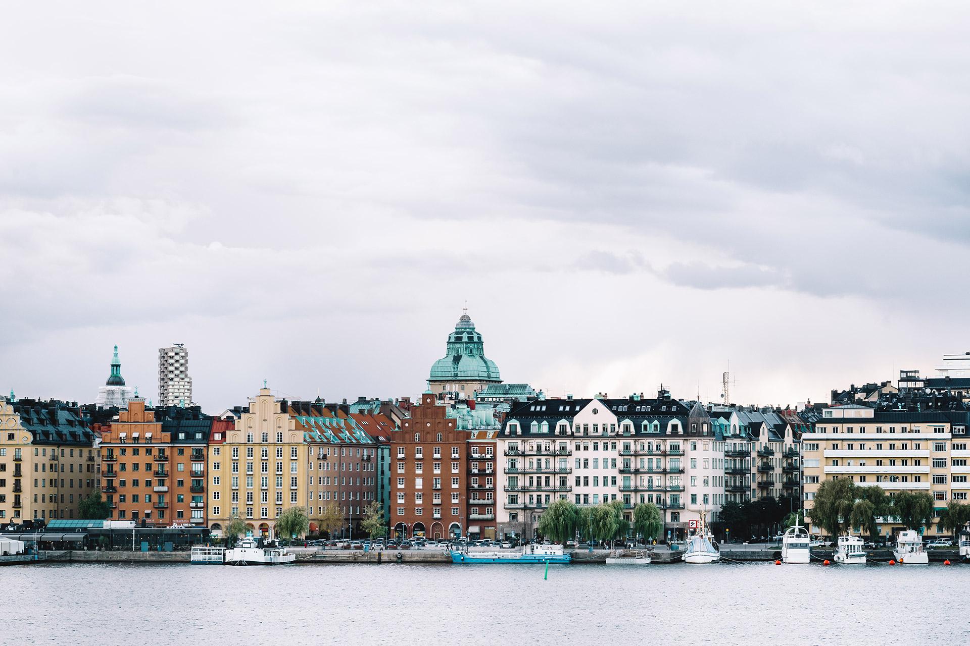Stopover: Stockholm