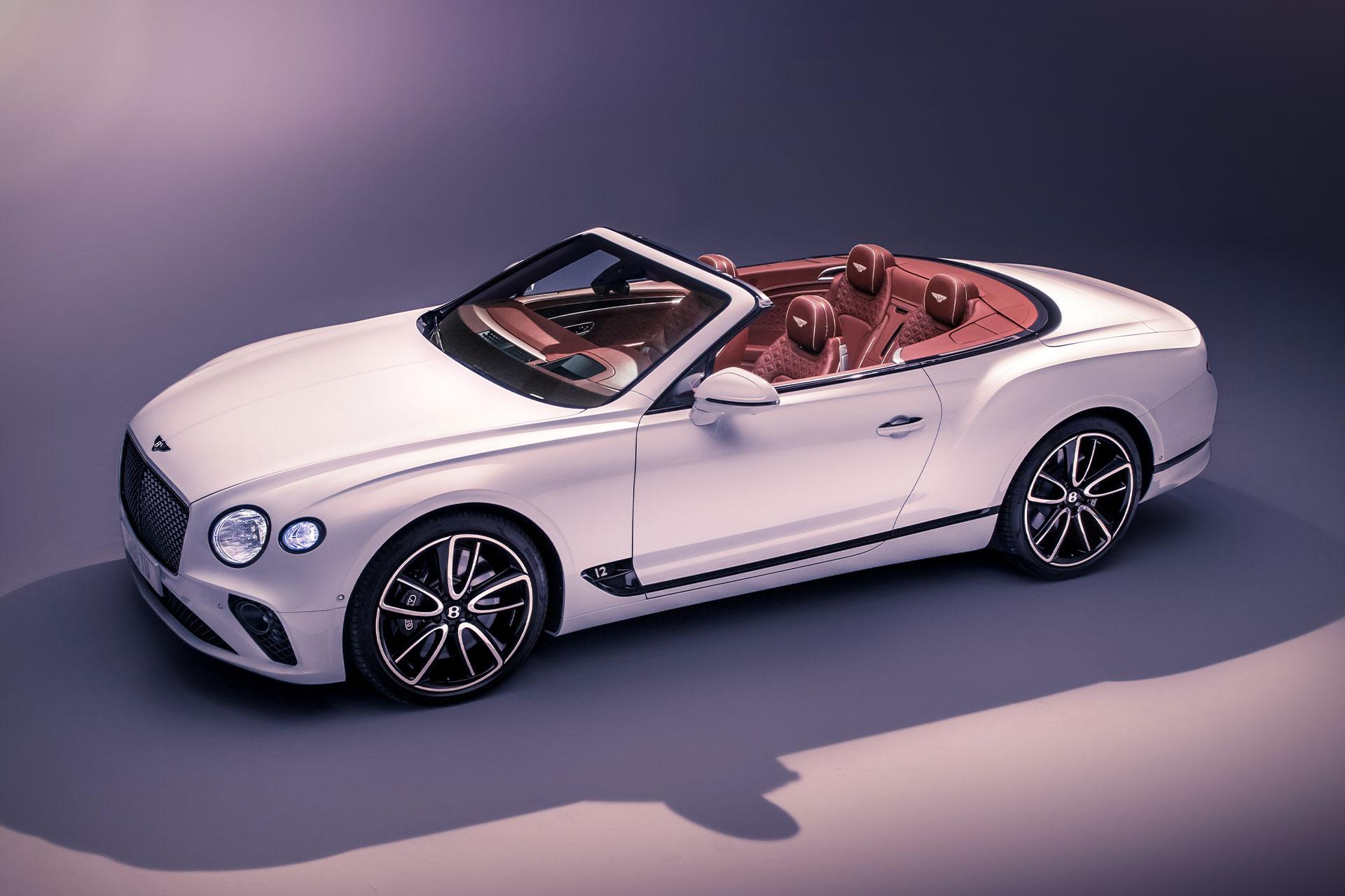 2019 Bentley Continental Gt Convertible Uncrate