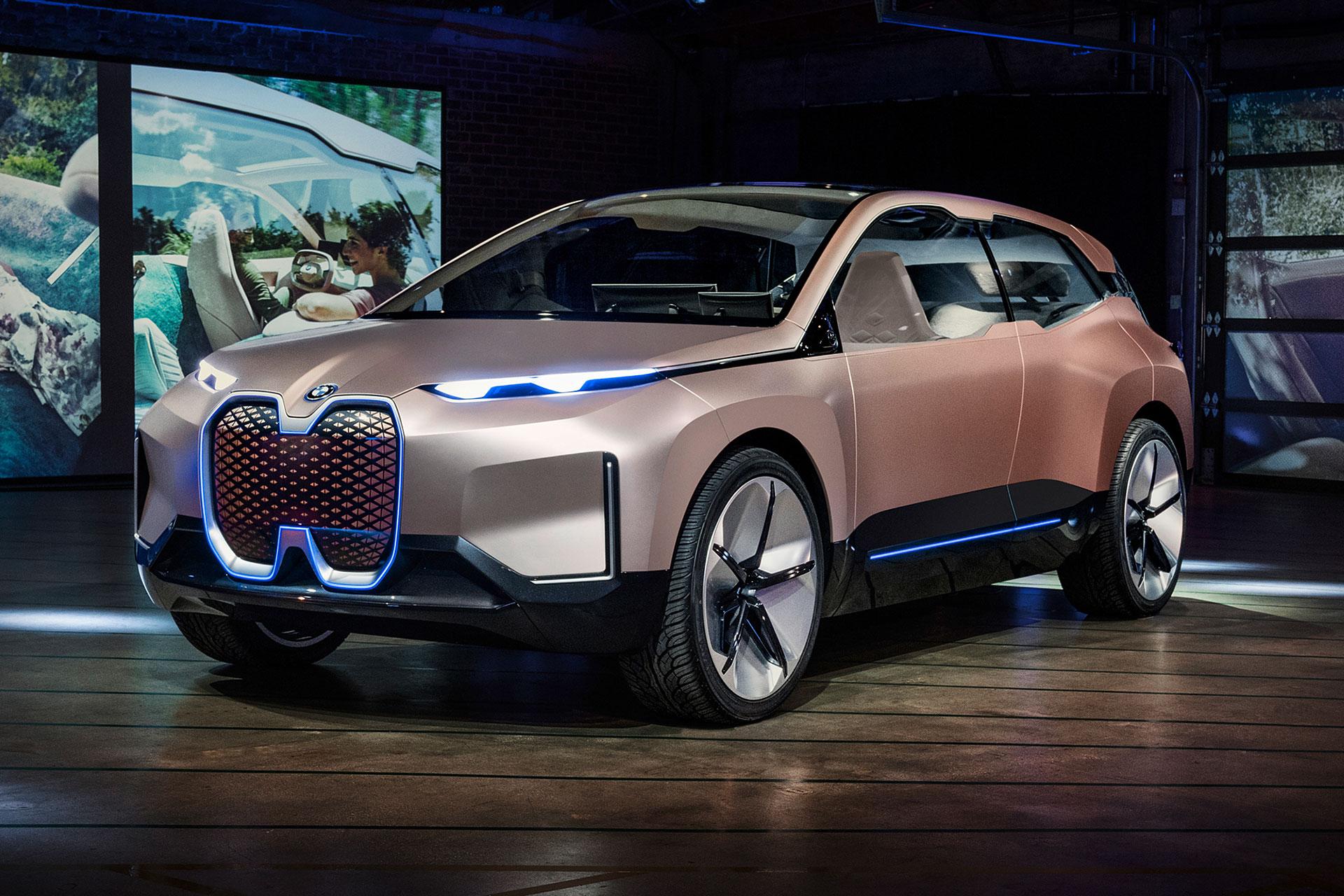Image result for BMW Vision iNEXT
