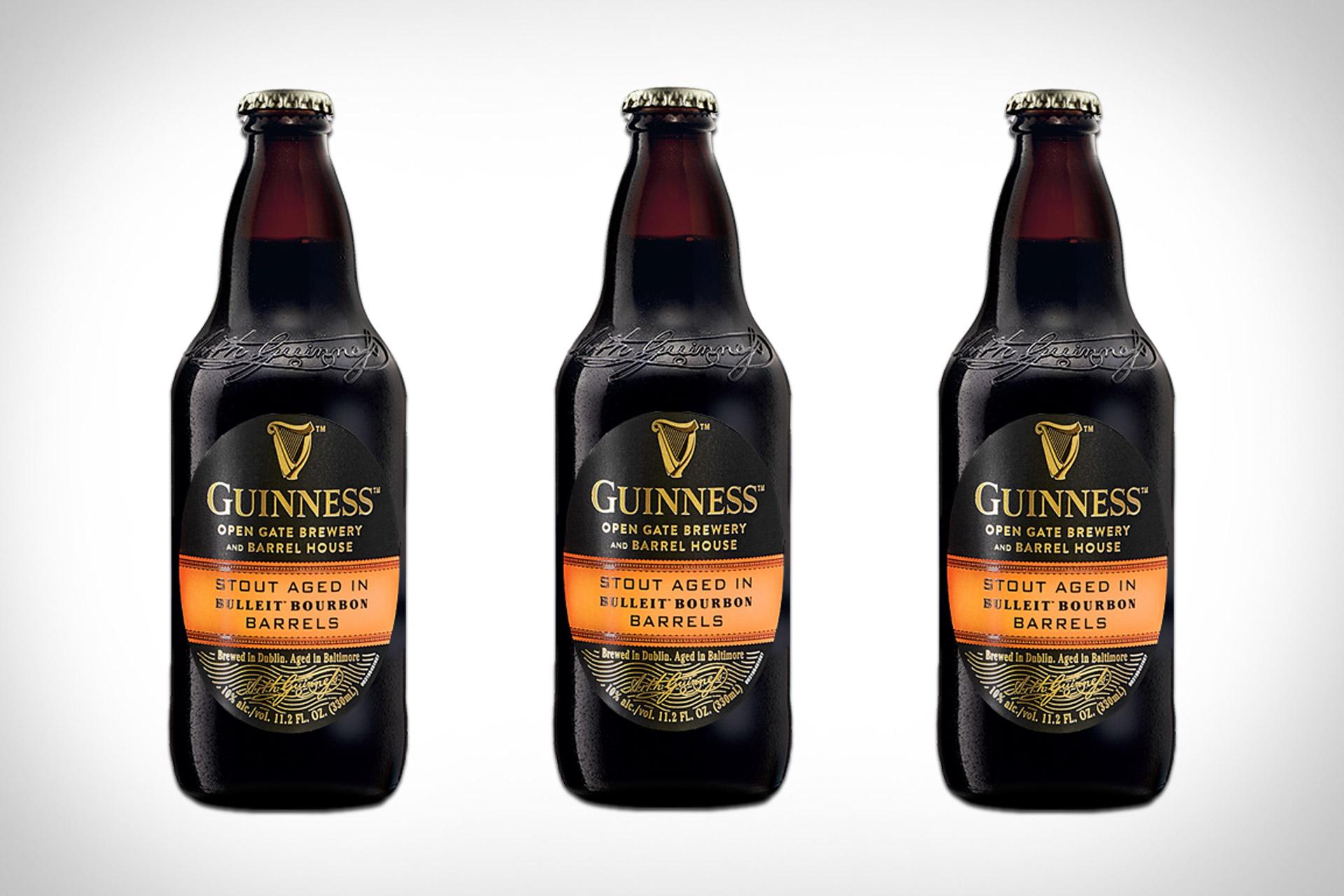 Guinness Bourbon Barrel Stout
