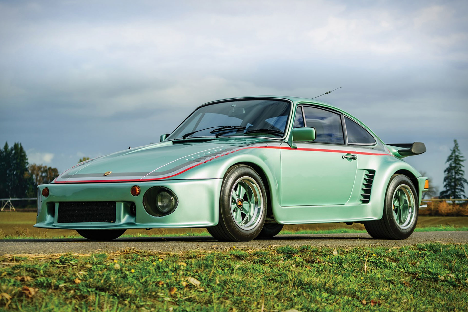 1976 Porsche 935 Kremer Group 5 Turbo