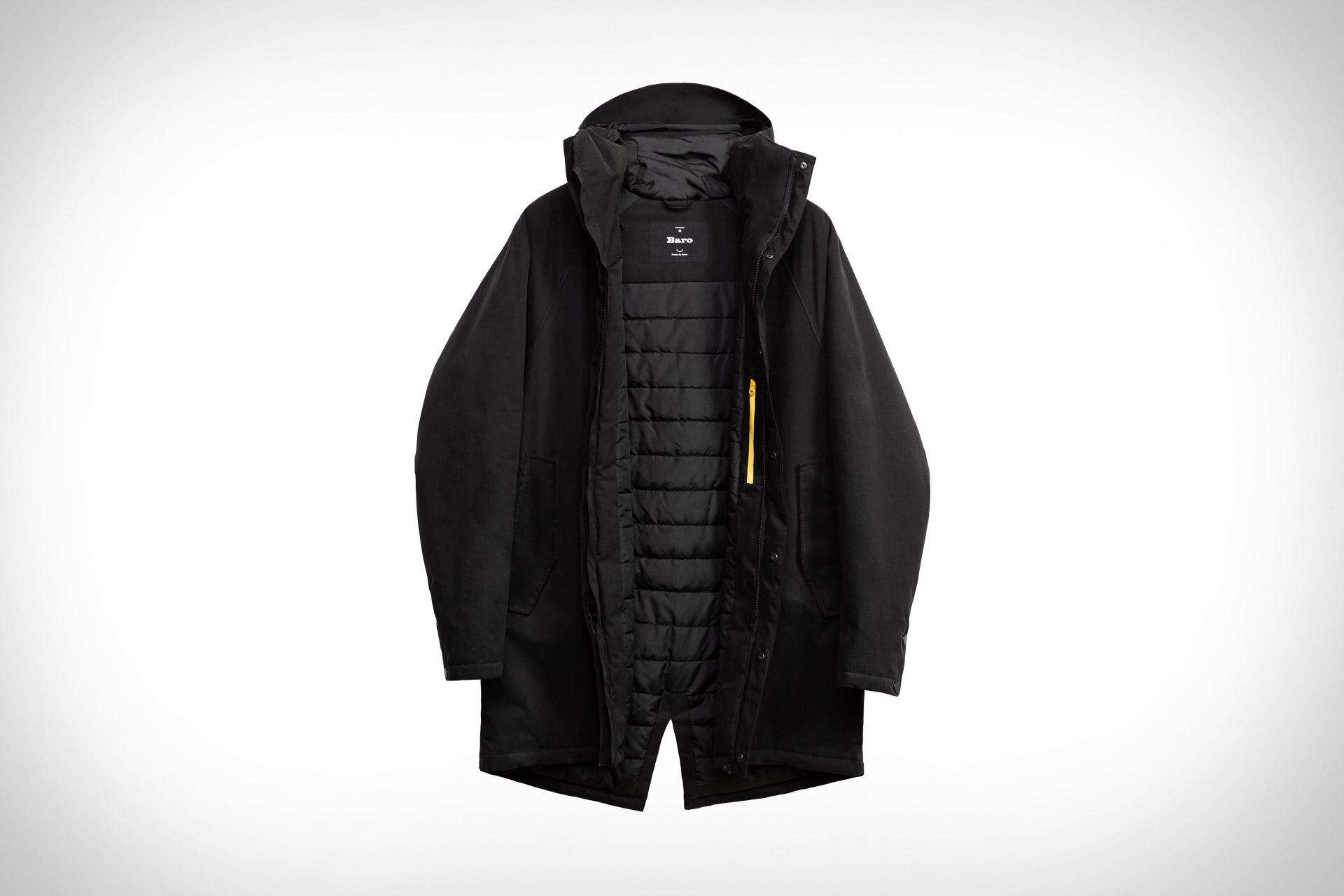 Baro Manning Insulated Jacket