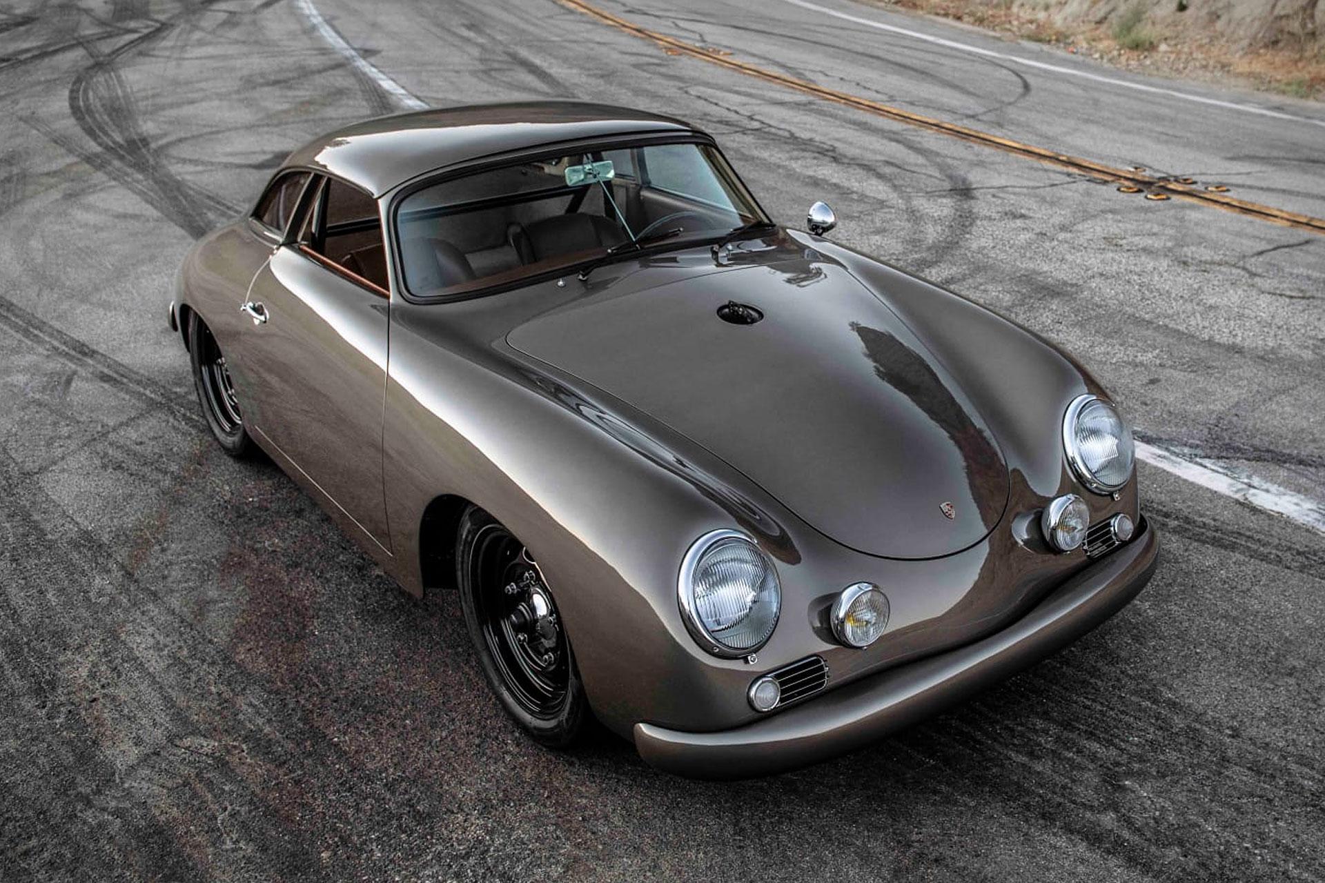 John Oates' 1960 Porsche 356 Coupe