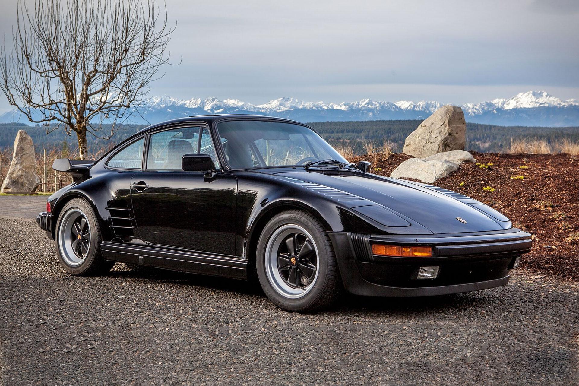 1987 Porsche 930 Slantnose Uncrate