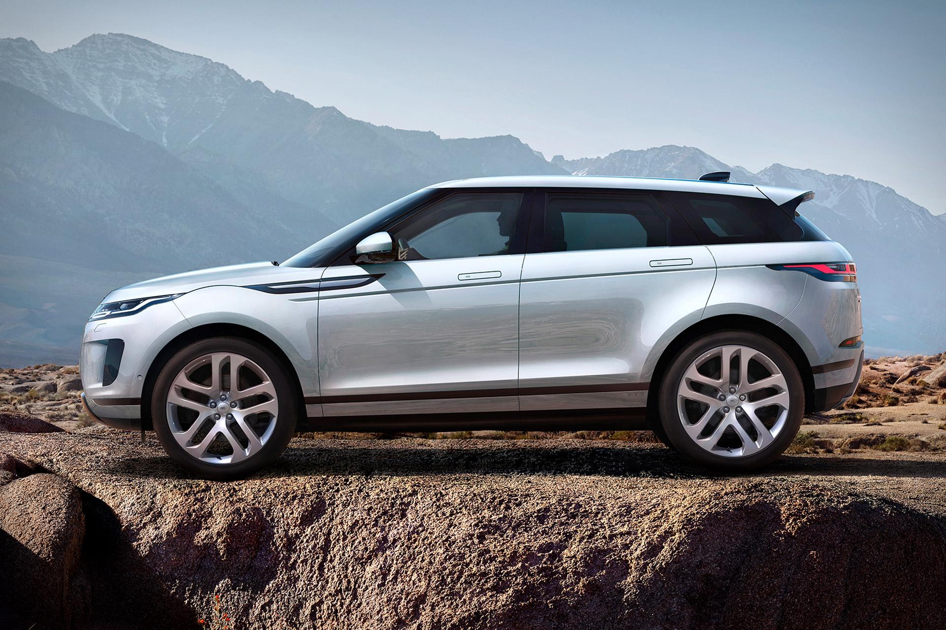 2020 Range Rover Evoque | Uncrate