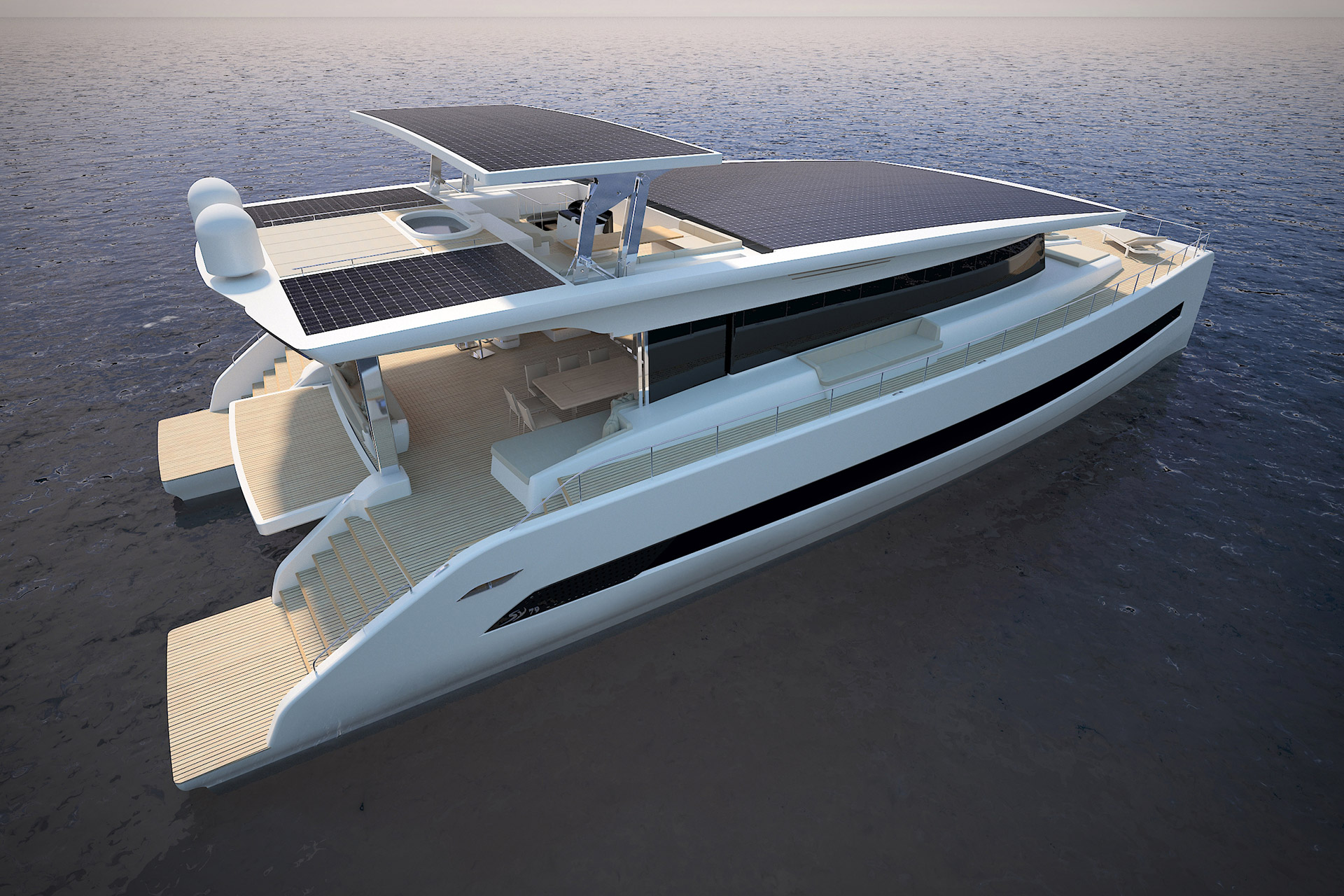 Silent 79 Yacht Uncrate