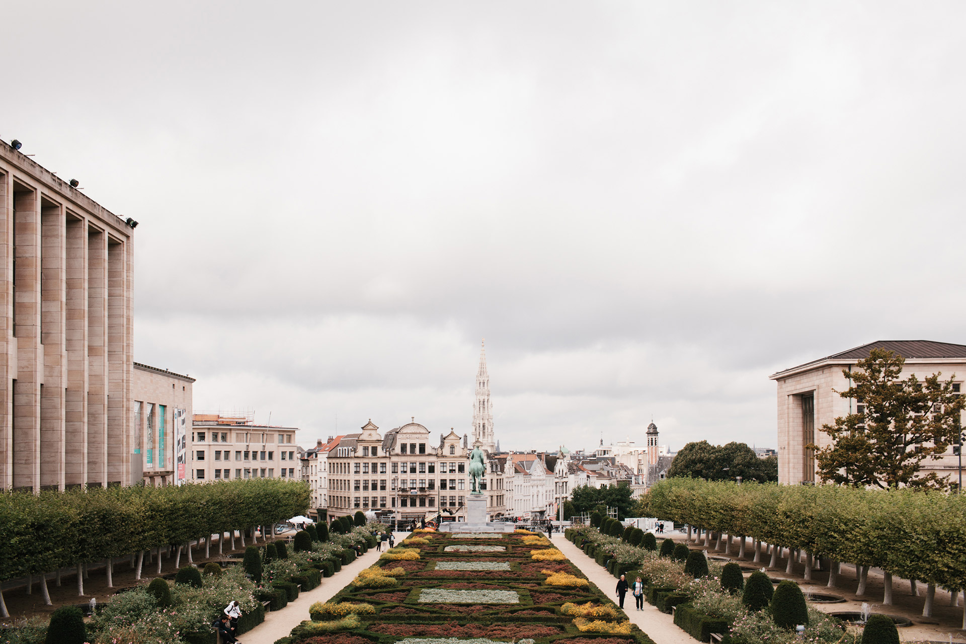 Stopover: Brussels