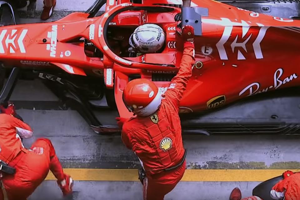 Ferrari's Sub-Two Second Pit Stop