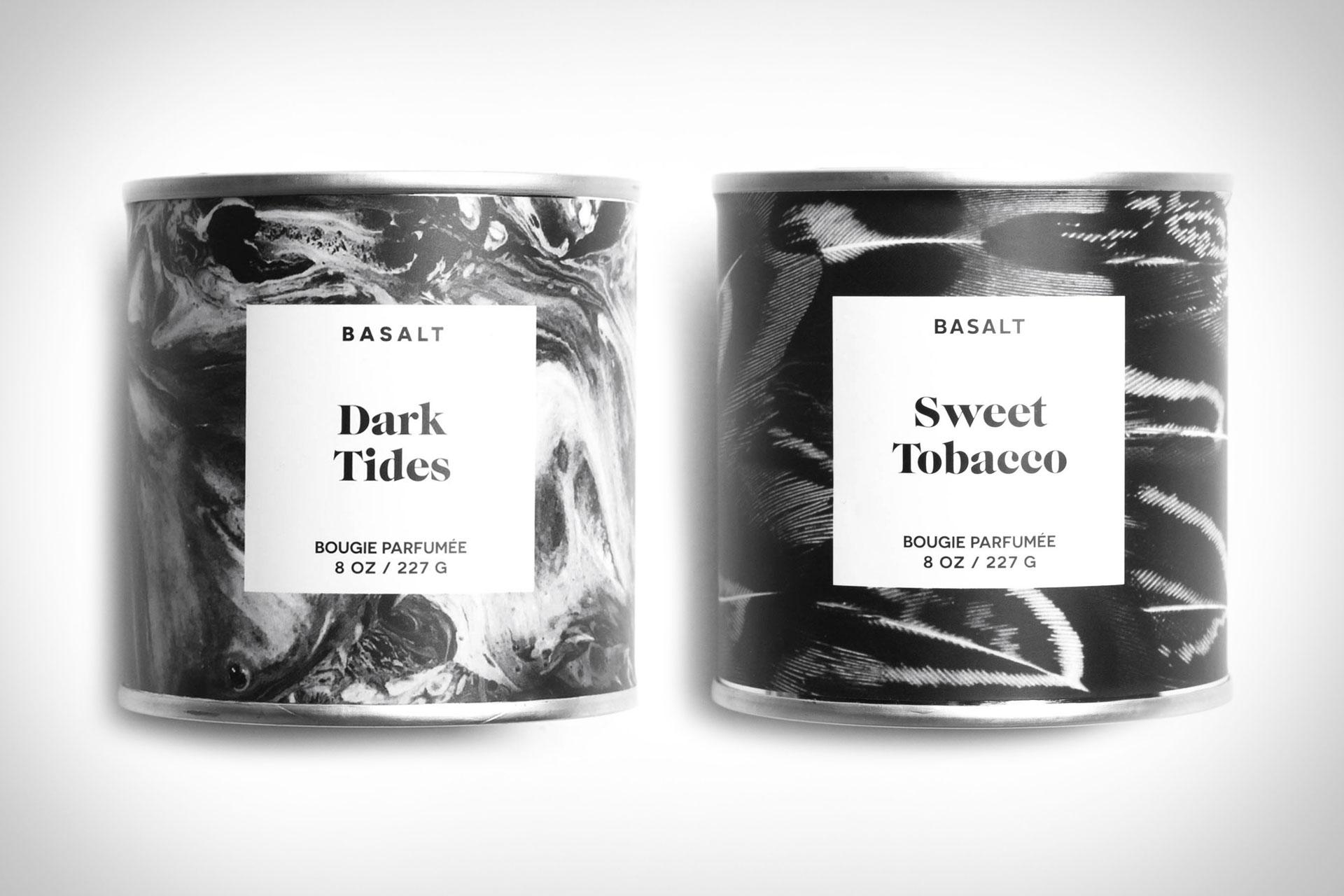 Basalt Candles