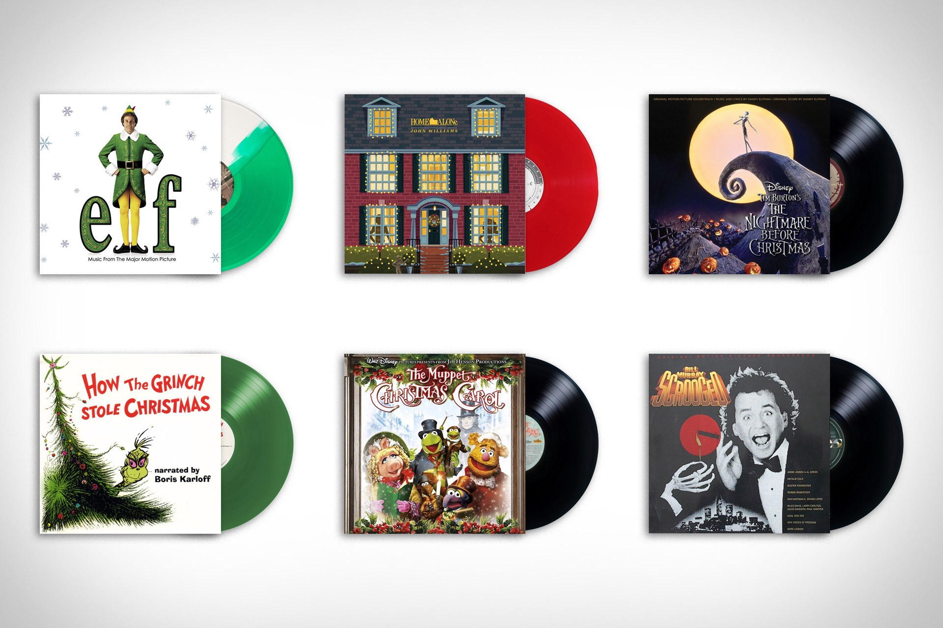 Analog: Grinch | Uncrate