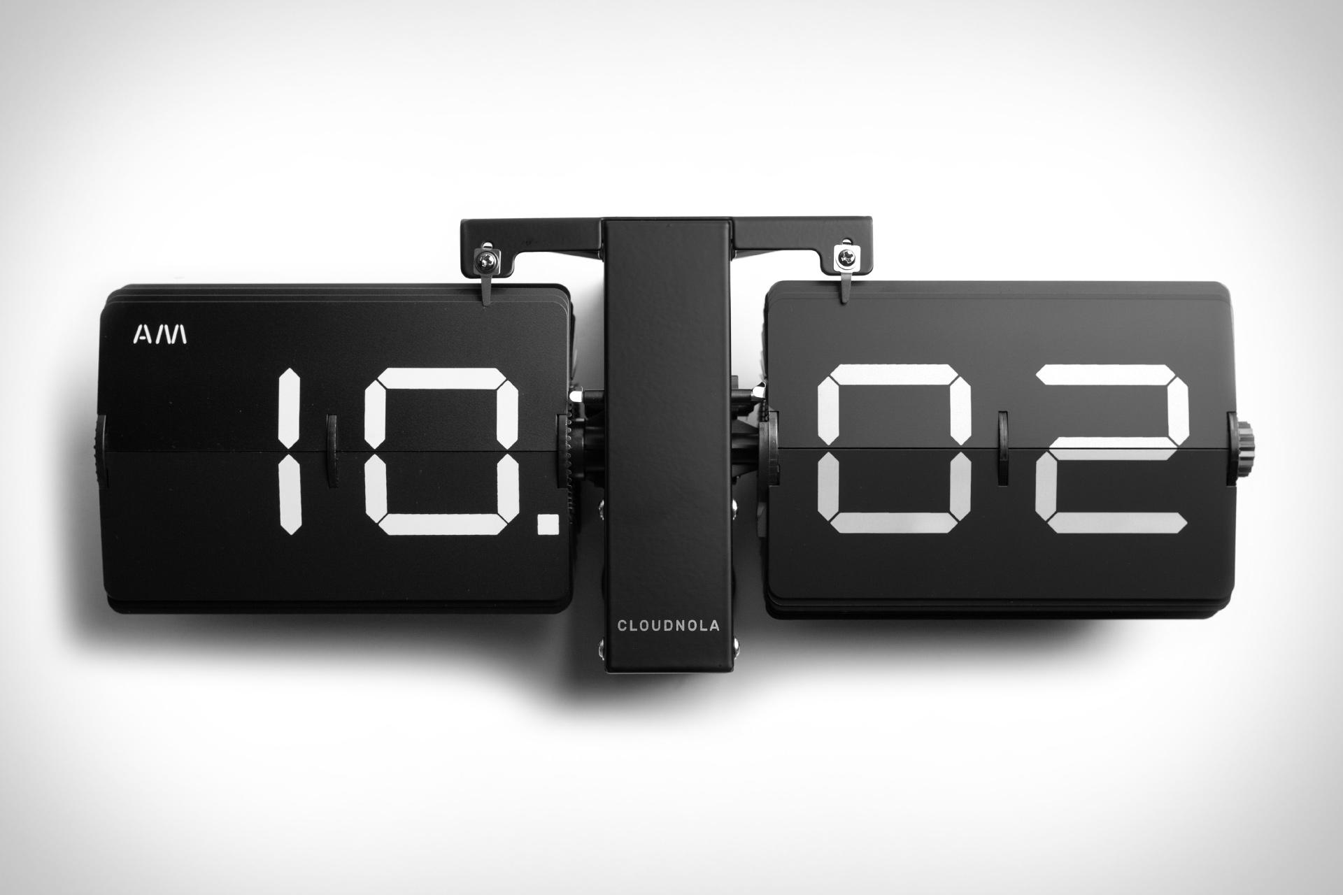 Cloudnola Flip Clock