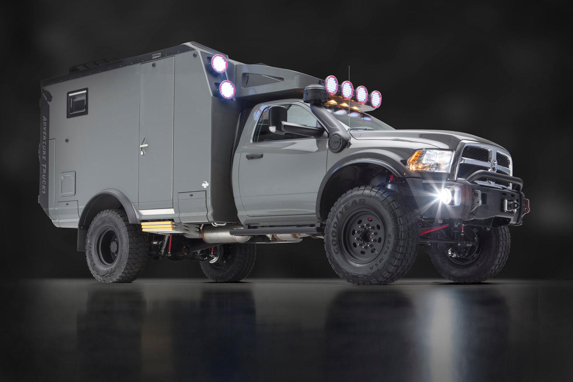 GEV Adventure Truck | Uncrate