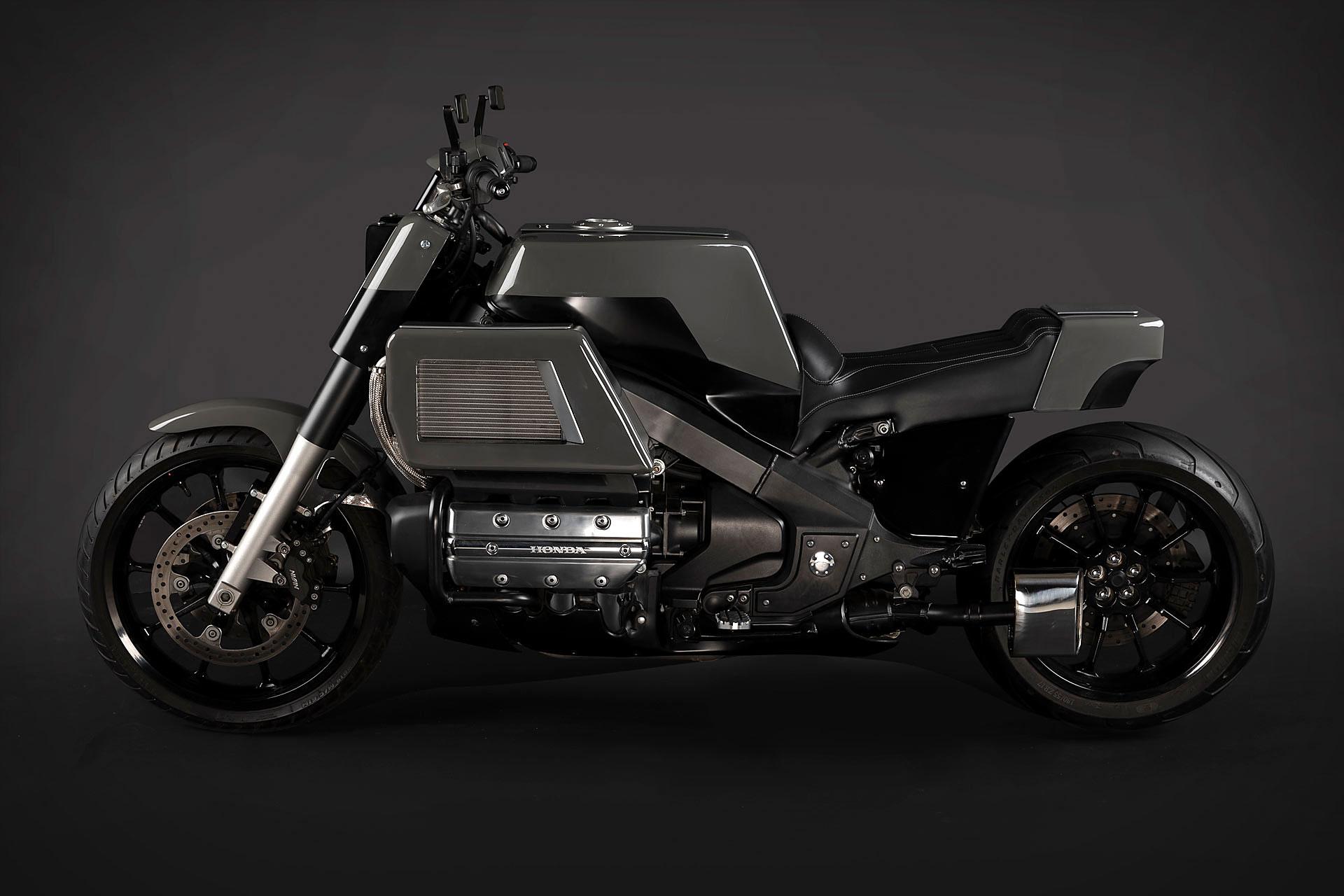 H Garage Honda Valkyrie Streetfighter