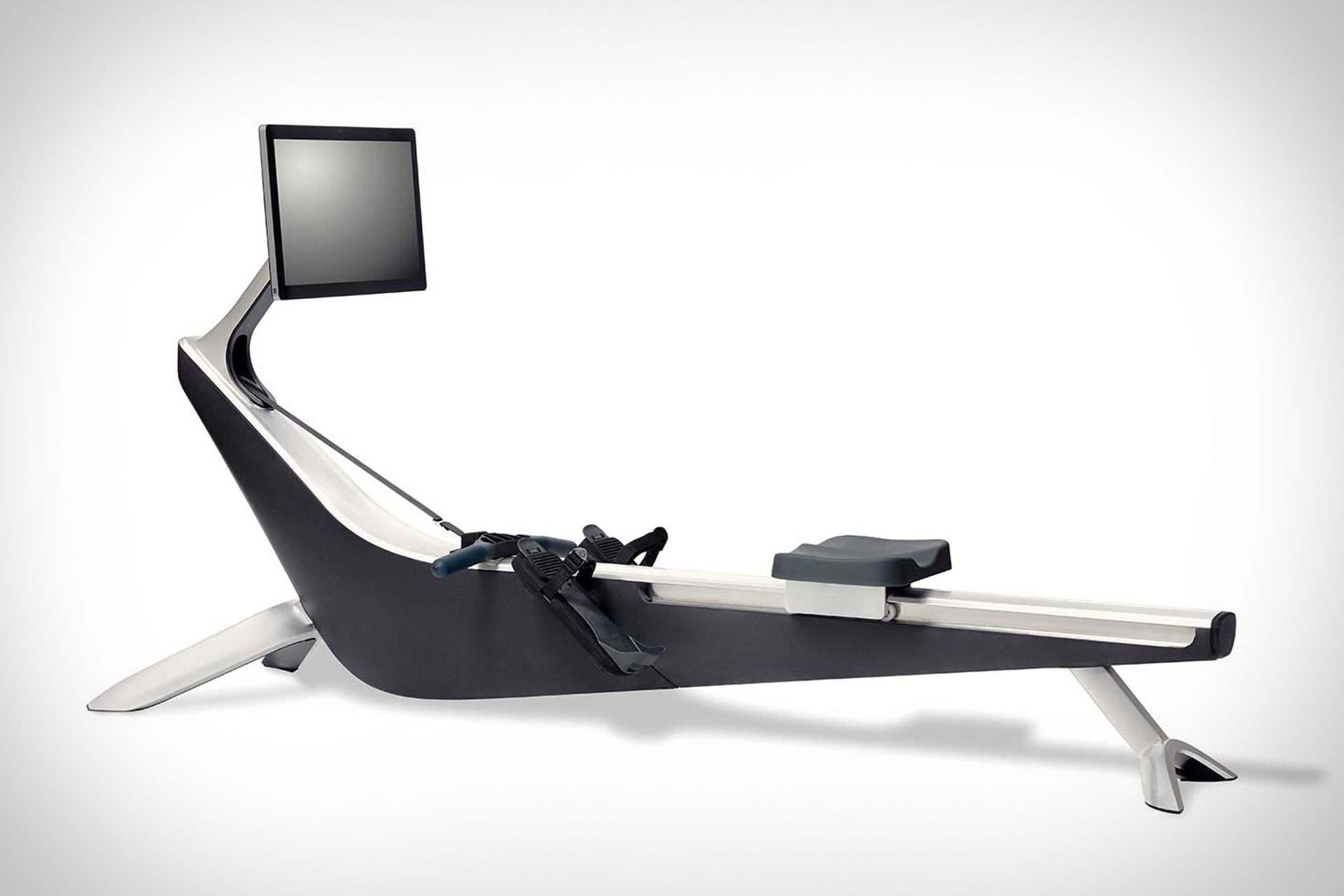Hydrow Connected Rowing Machine