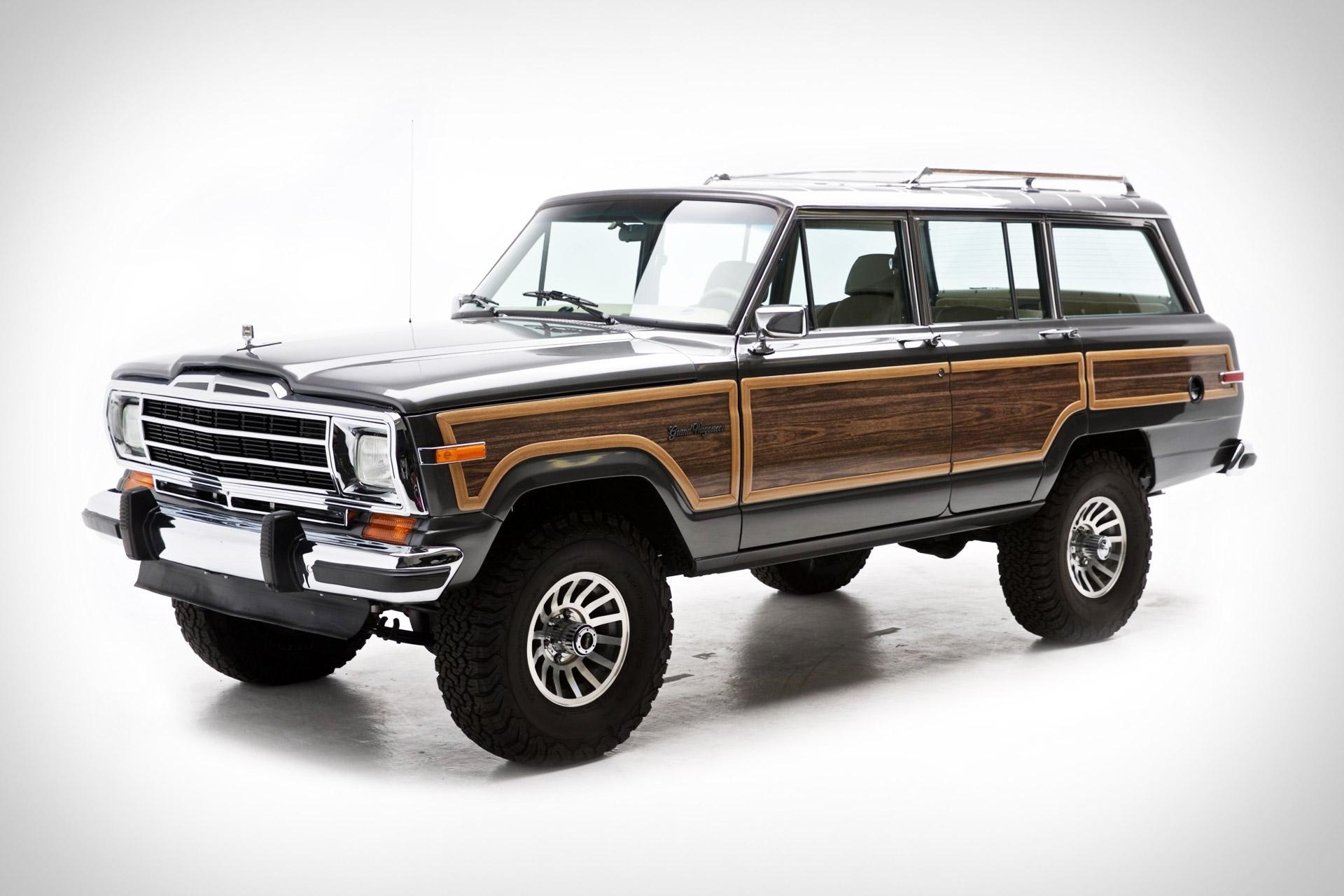 Jeep Grand Wagoneer 2018 >> 1989 Jeep Grand Wagoneer Uncrate