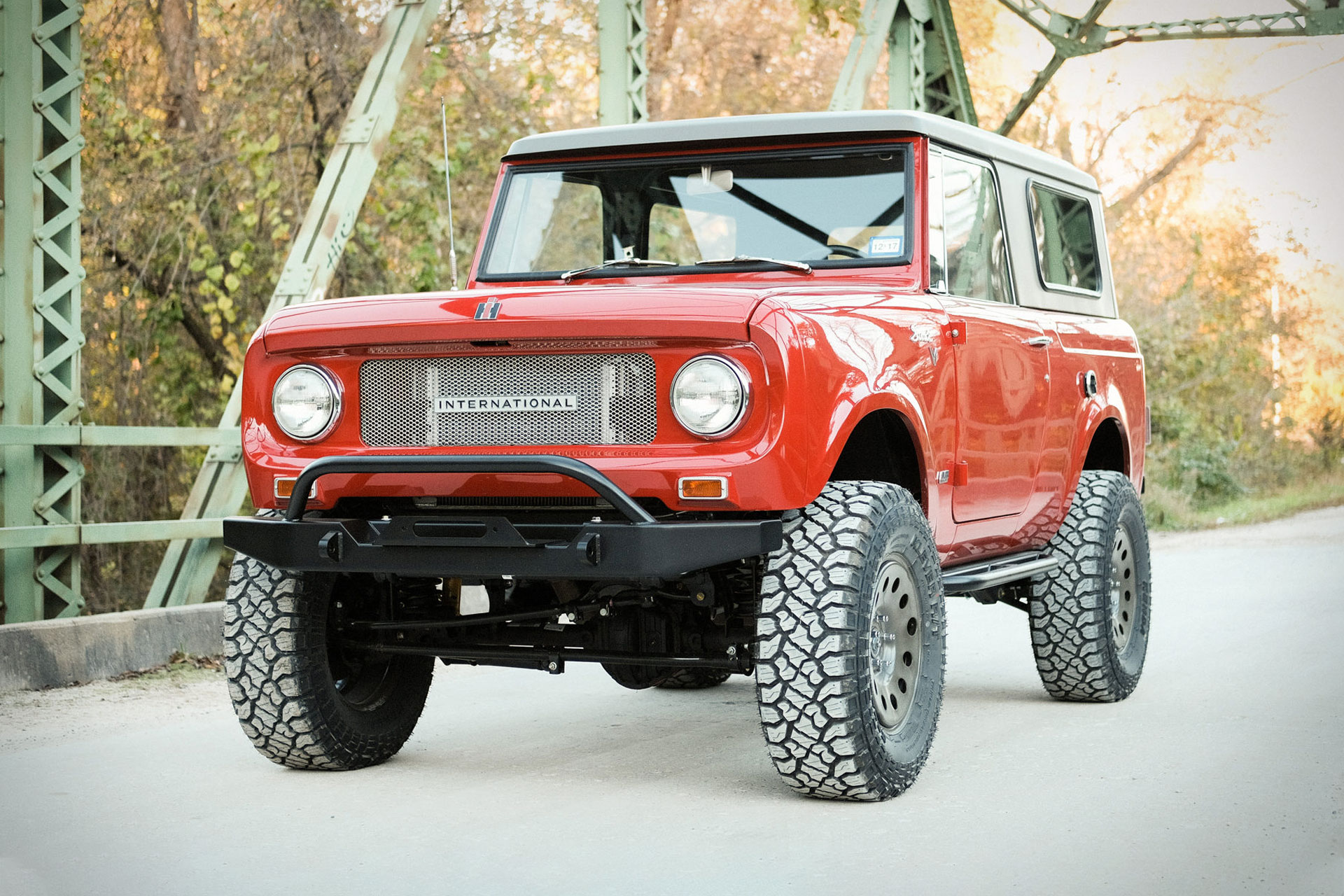 New Legend International Scout LS800-Two SUV | Uncrate
