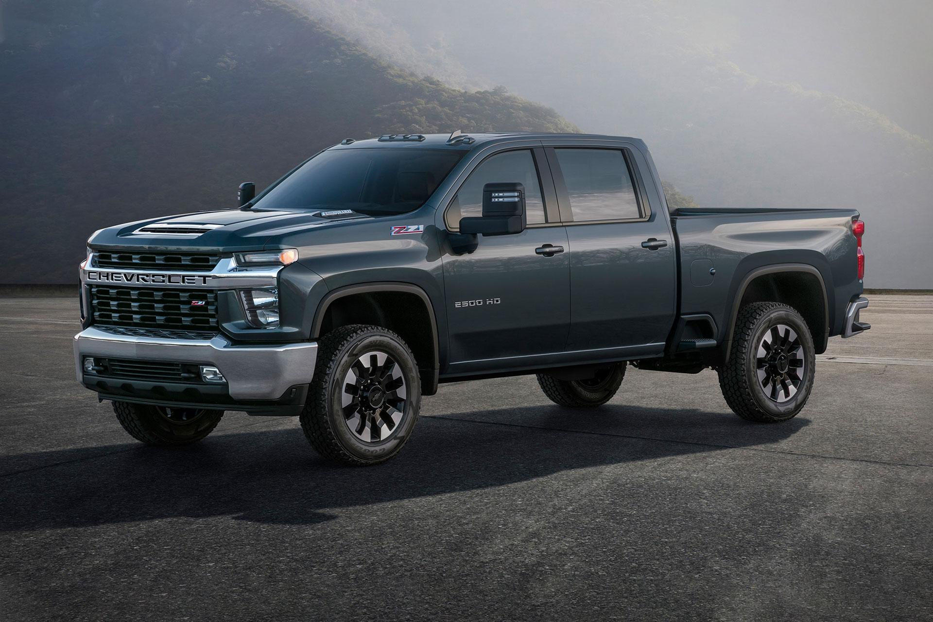 2020 Chevrolet Silverado HD Truck | Uncrate
