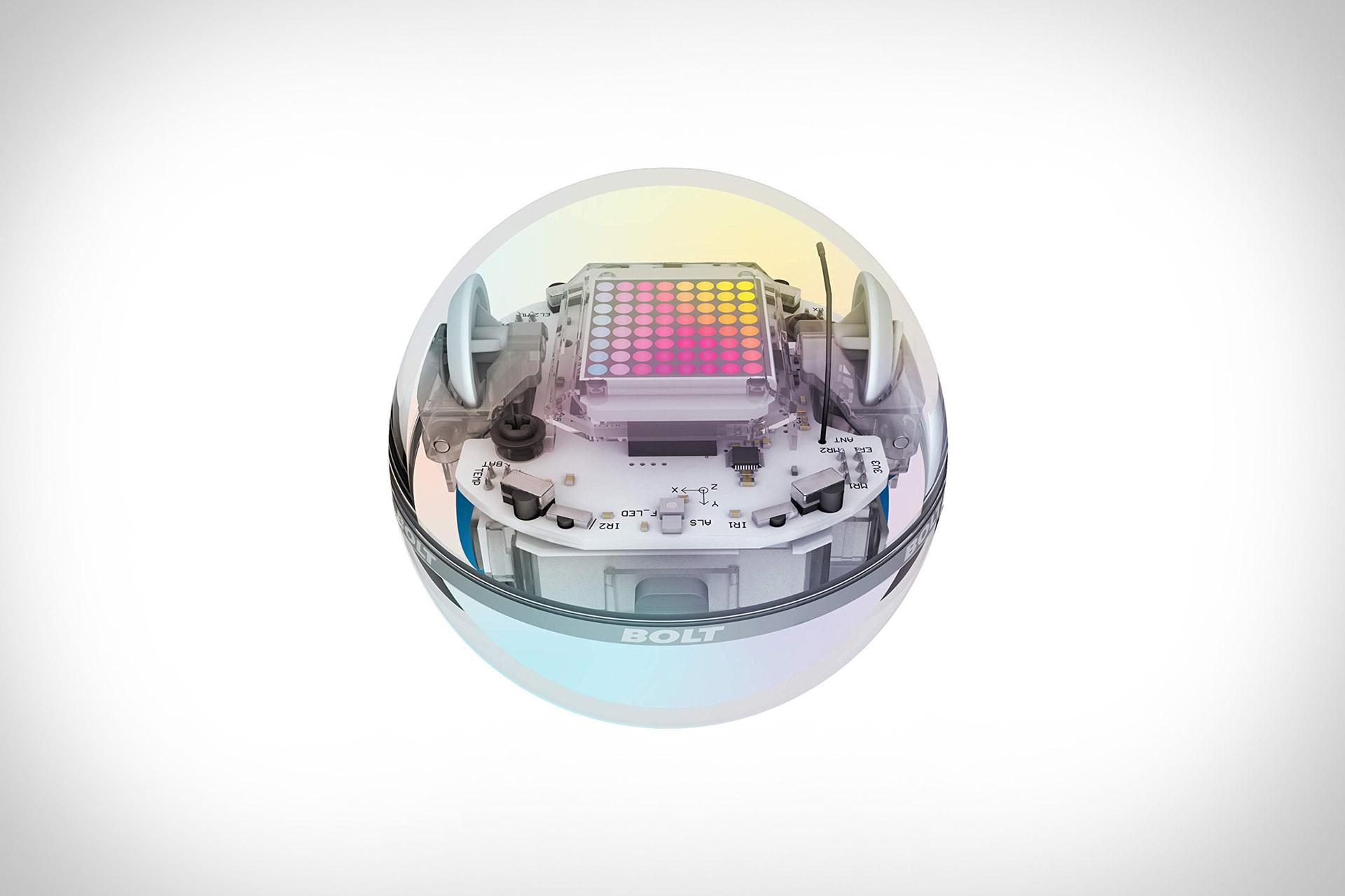 Sphero Bolt Robotic Ball Uncrate