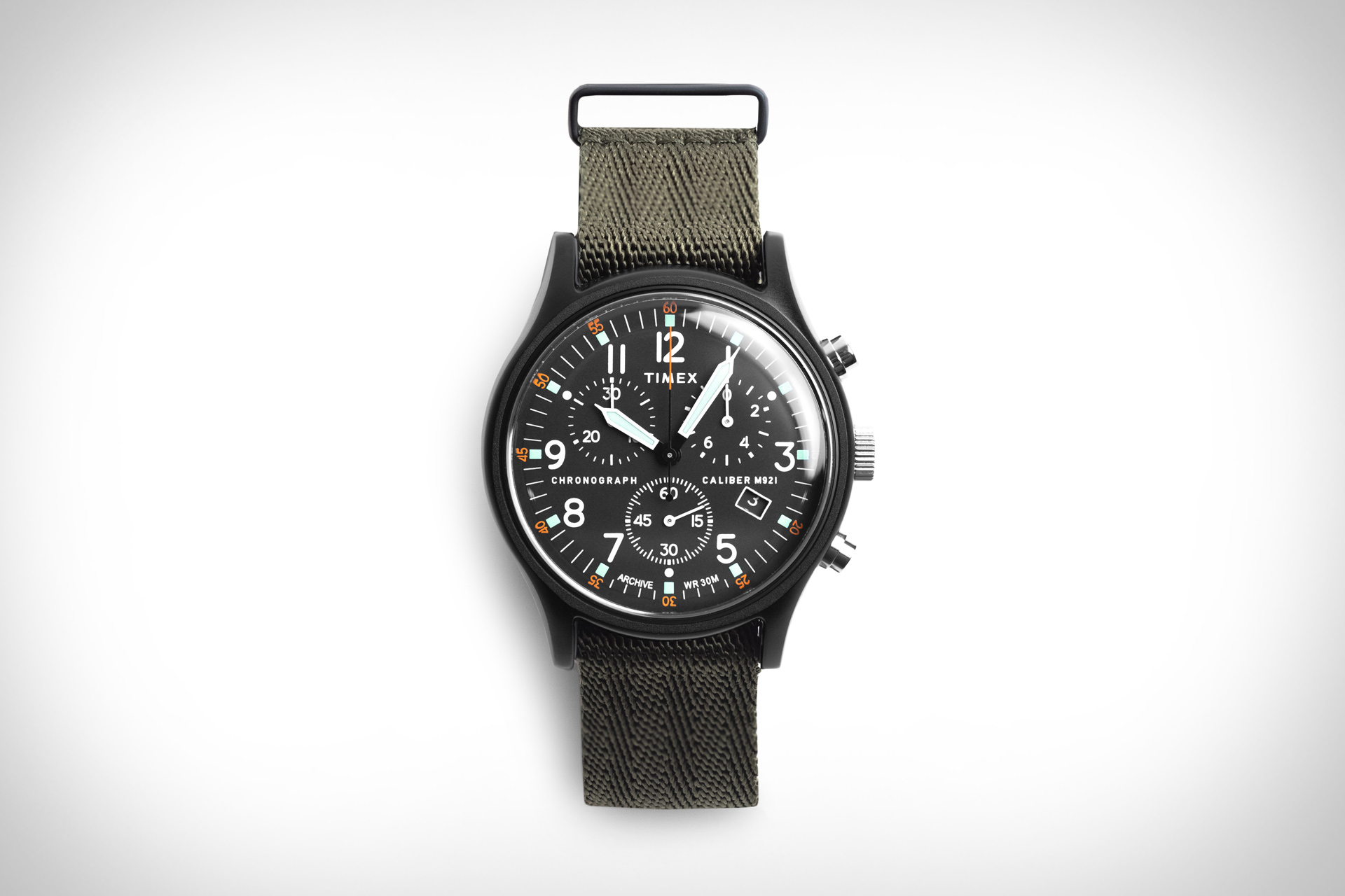 Timex MK1 Chronograph Watch