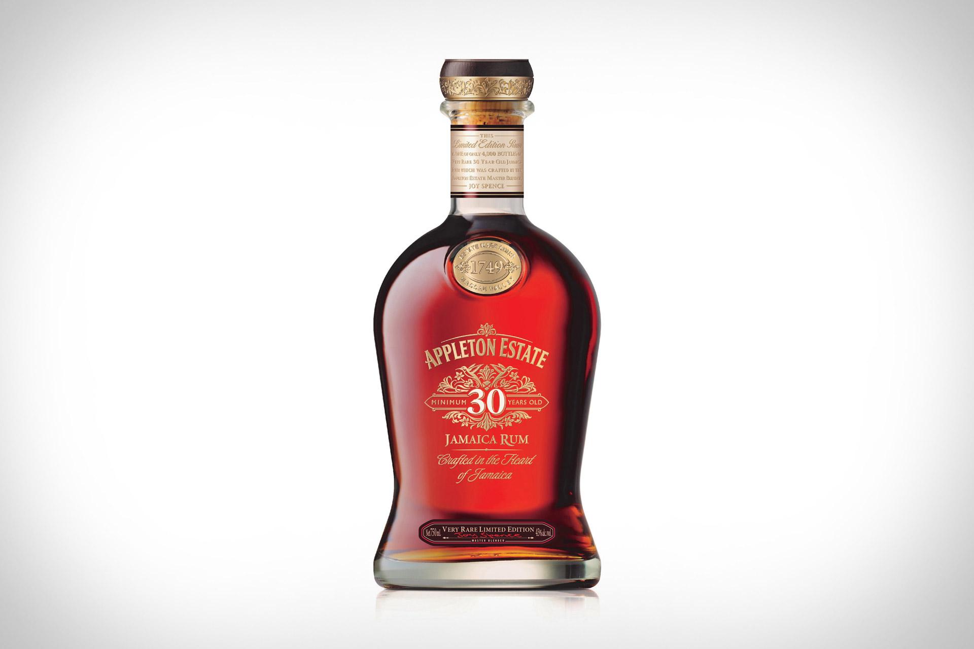 Appleton Estate 30-Year-Old Rum