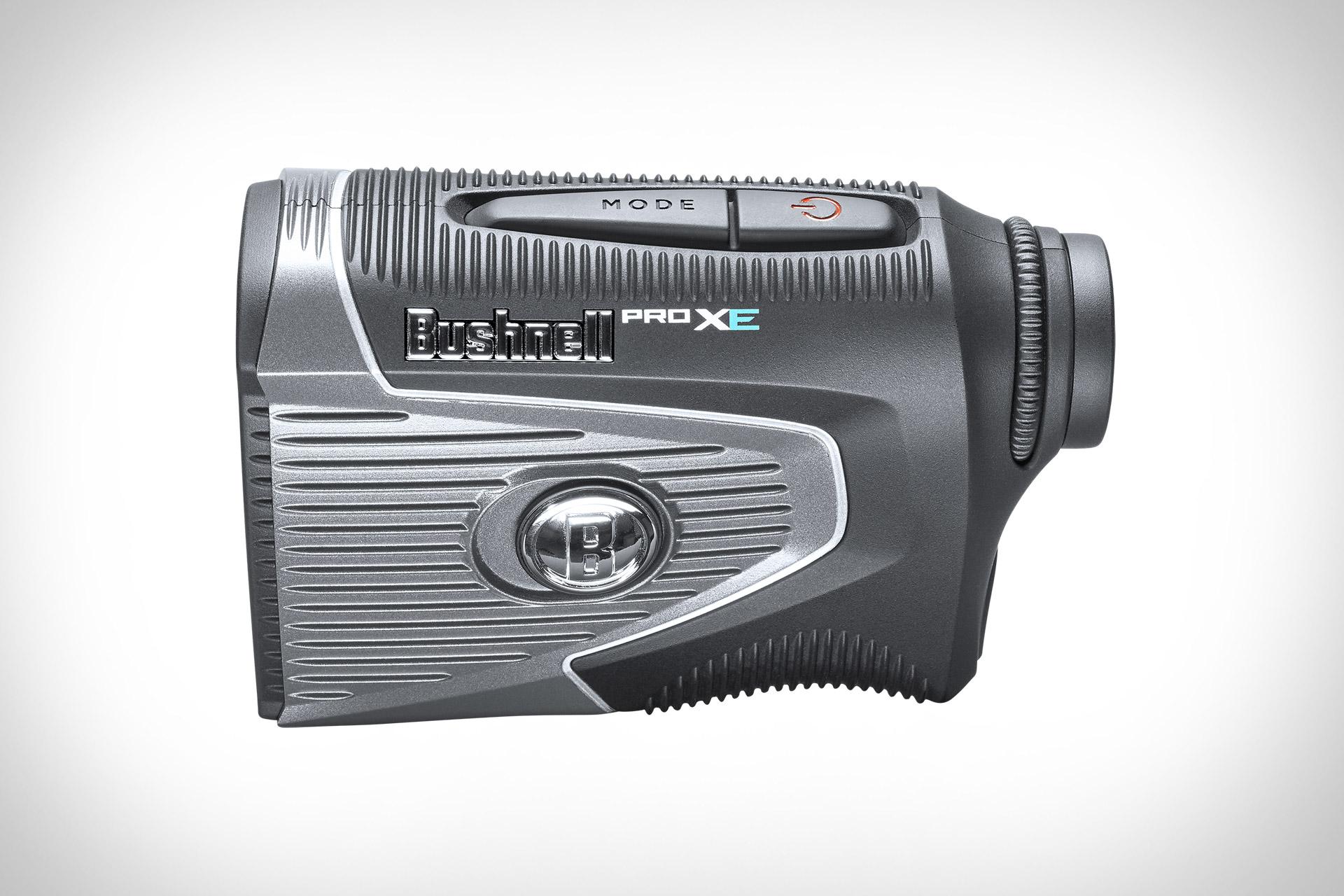 Bushnell pro xe laser entfernungsmesser uncrate
