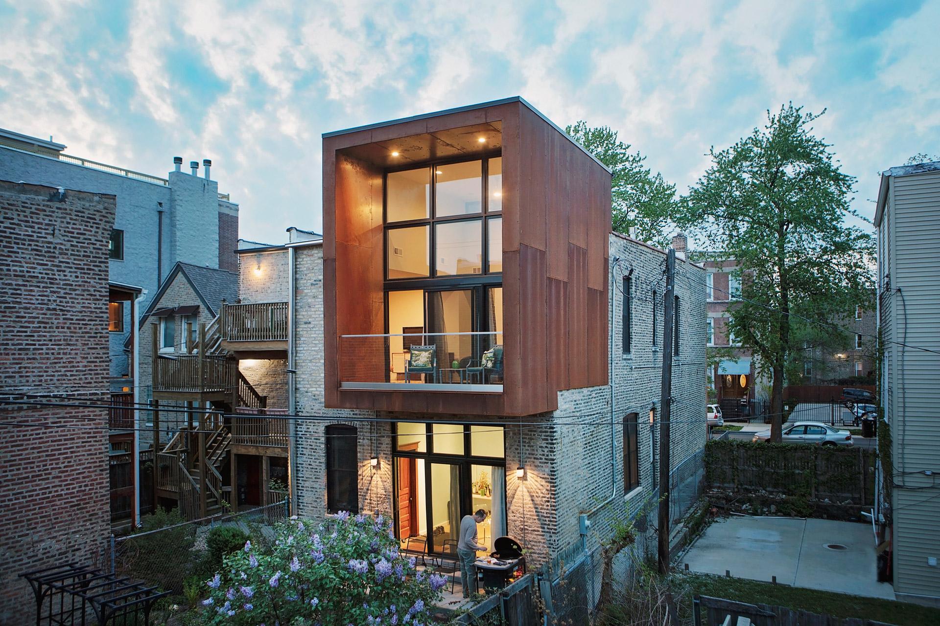 Cortez Street House
