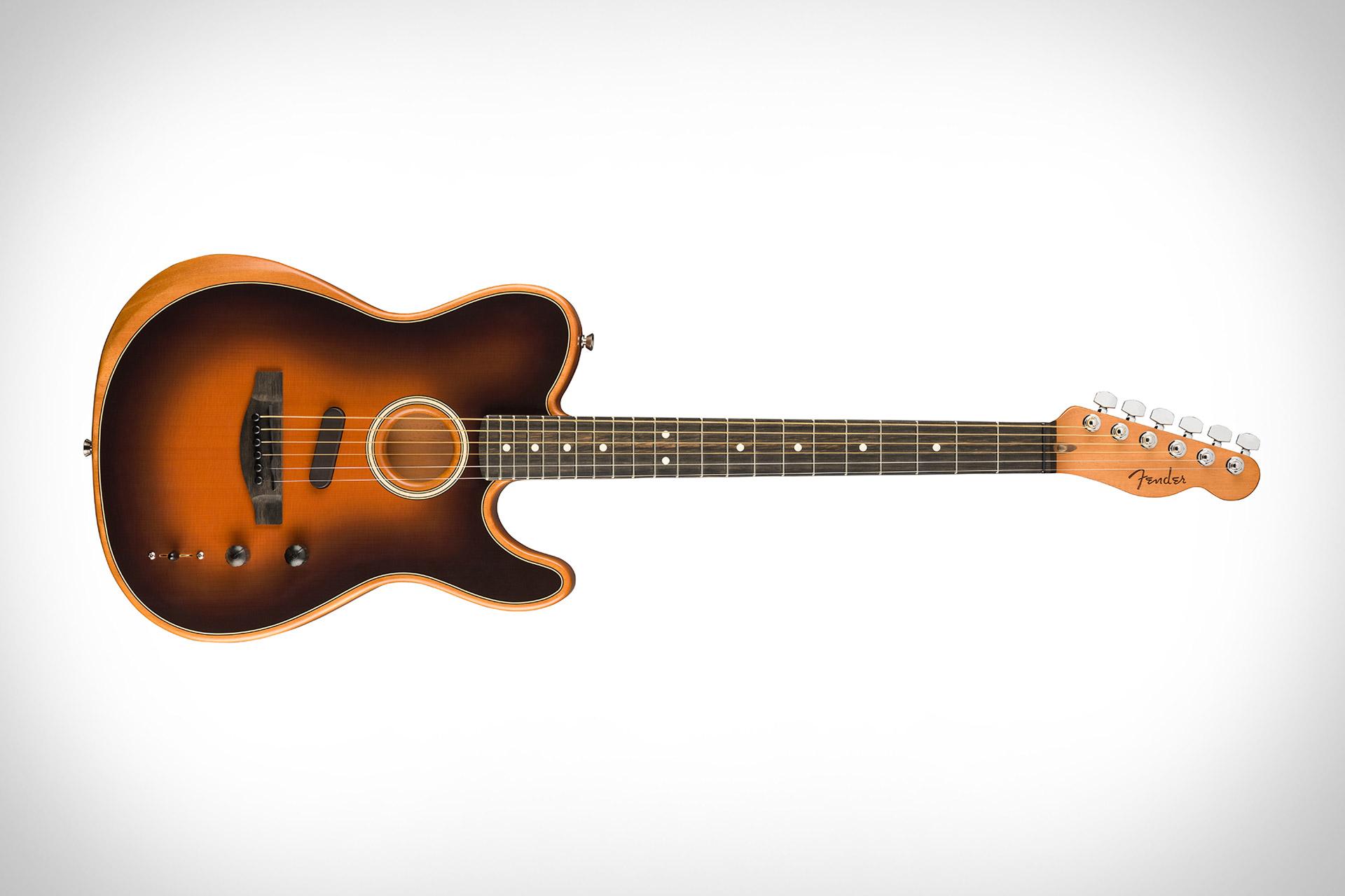 Fender Acoustasonic Telecaster Guitar