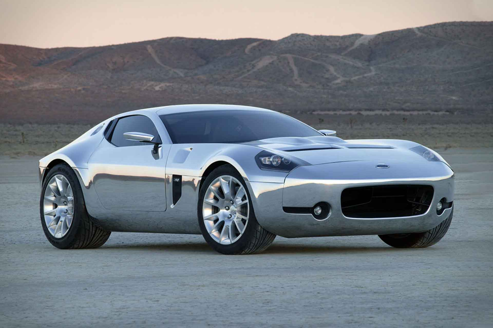 Superperformance Ford Shelby GR-1 Coupe