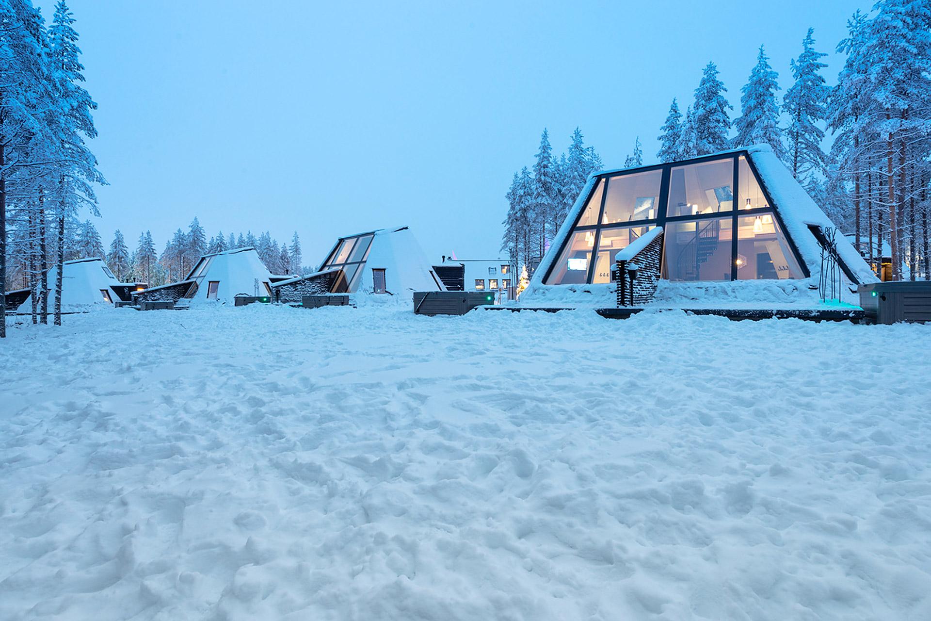 Glass Resort